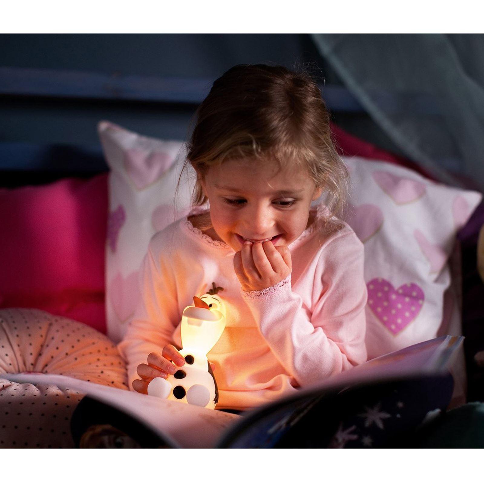 Philips disney softpal portable led night lights kids bedroom lighting