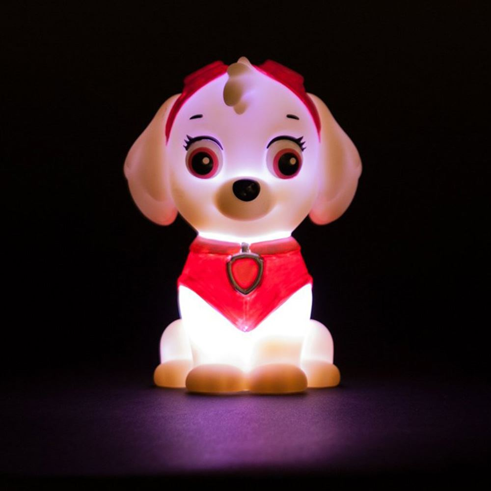 Official Paw Patrol Skye Illumi Mate Colour Changing Led