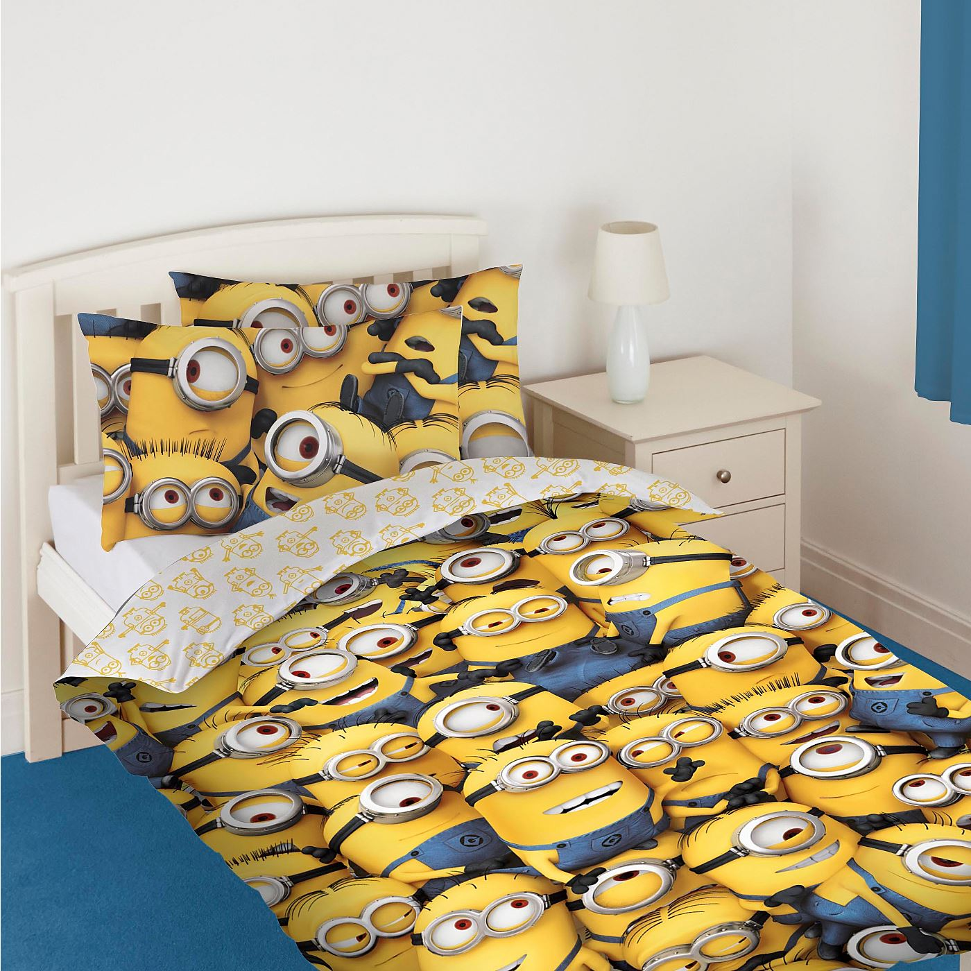 minions duvet cover bedding sets single double