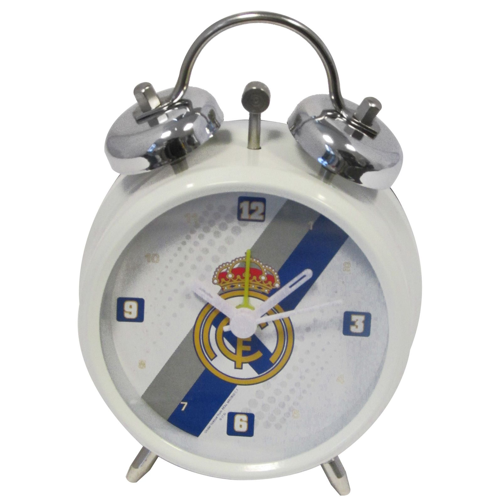 REAL MADRID BEDDING AND BEDROOM ACCESSORIES FOOTBALL BOYS NEW