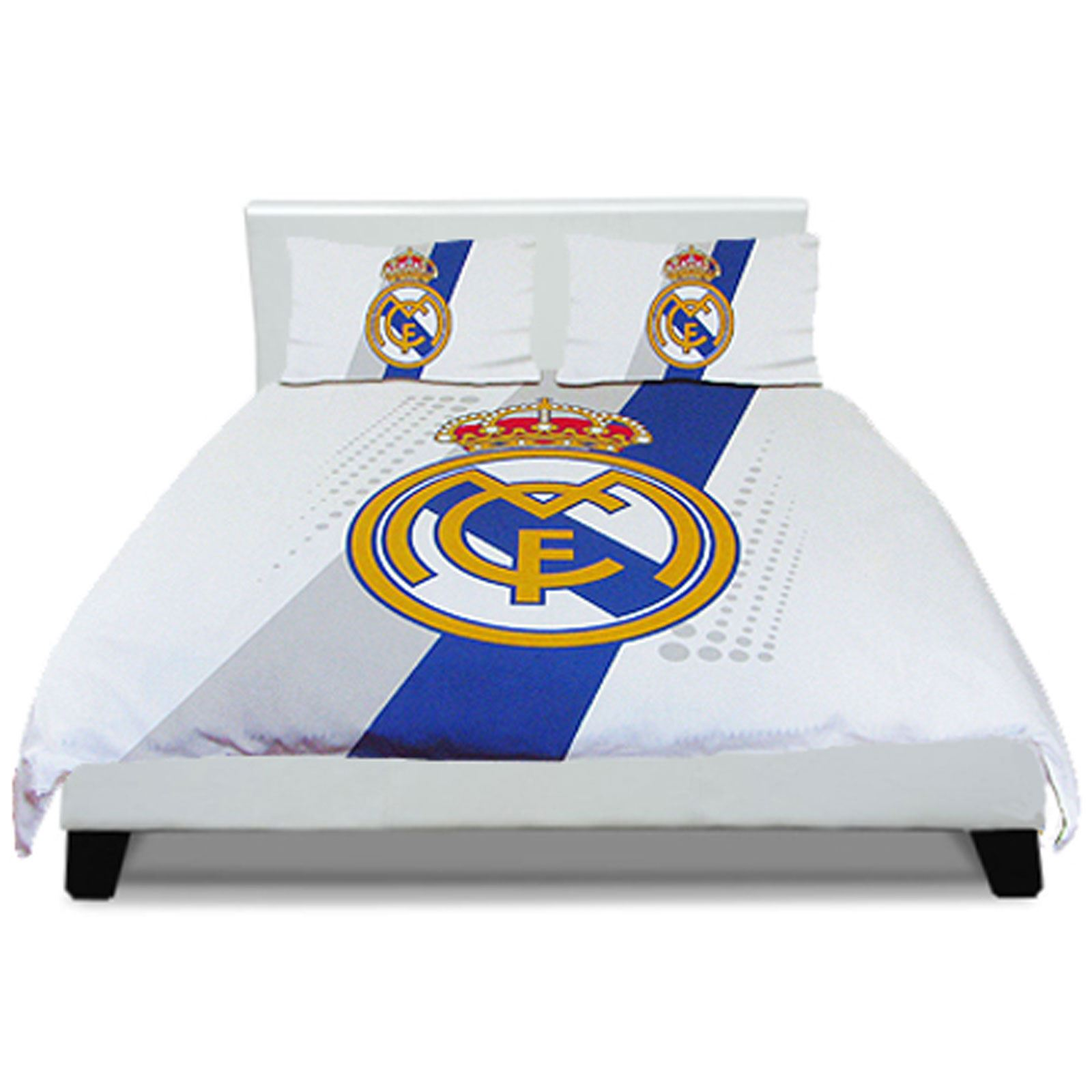 Single and double fc duvet cover bedding sets official for Housse de couette de foot