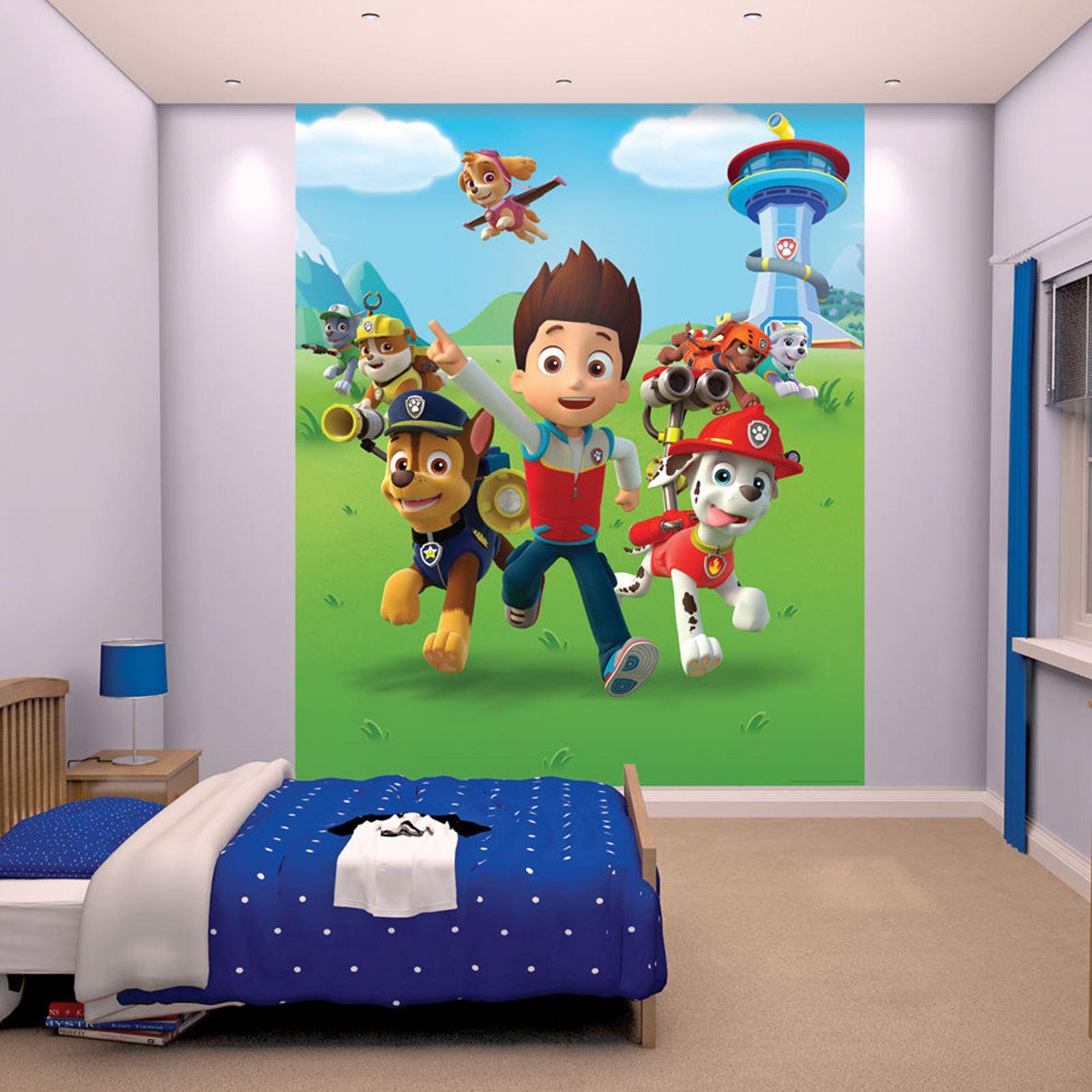 Walltastic wallpaper wall murals kids bedroom peppa avengers thomas more - Avengers bedroom ...