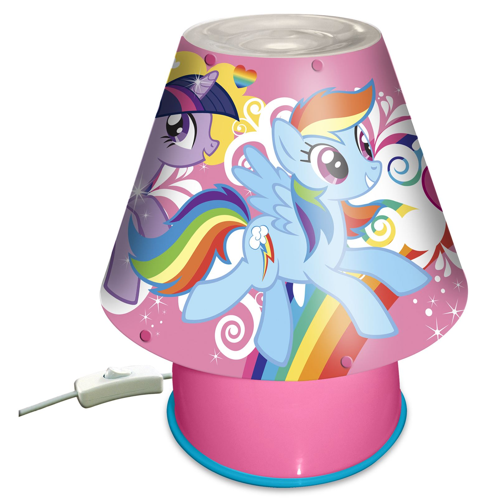 my little pony kool lampe bettseitig licht neue schlafzimmer ebay. Black Bedroom Furniture Sets. Home Design Ideas