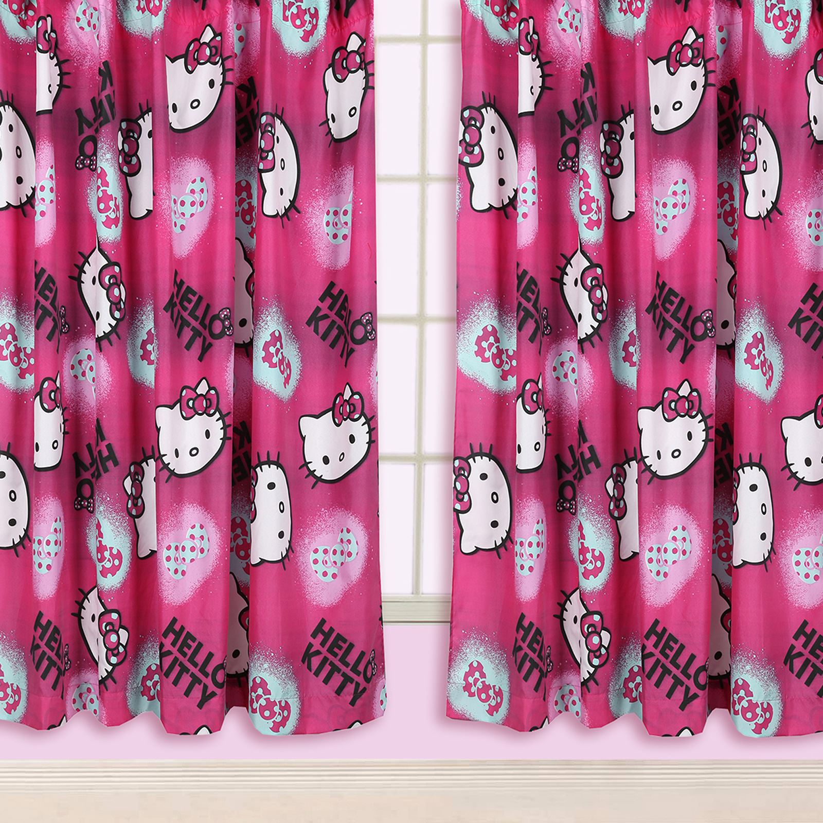 Hello kitty bedroom ireland - Hello Kitty Ink Matching Bedding And Bedroom Accessories