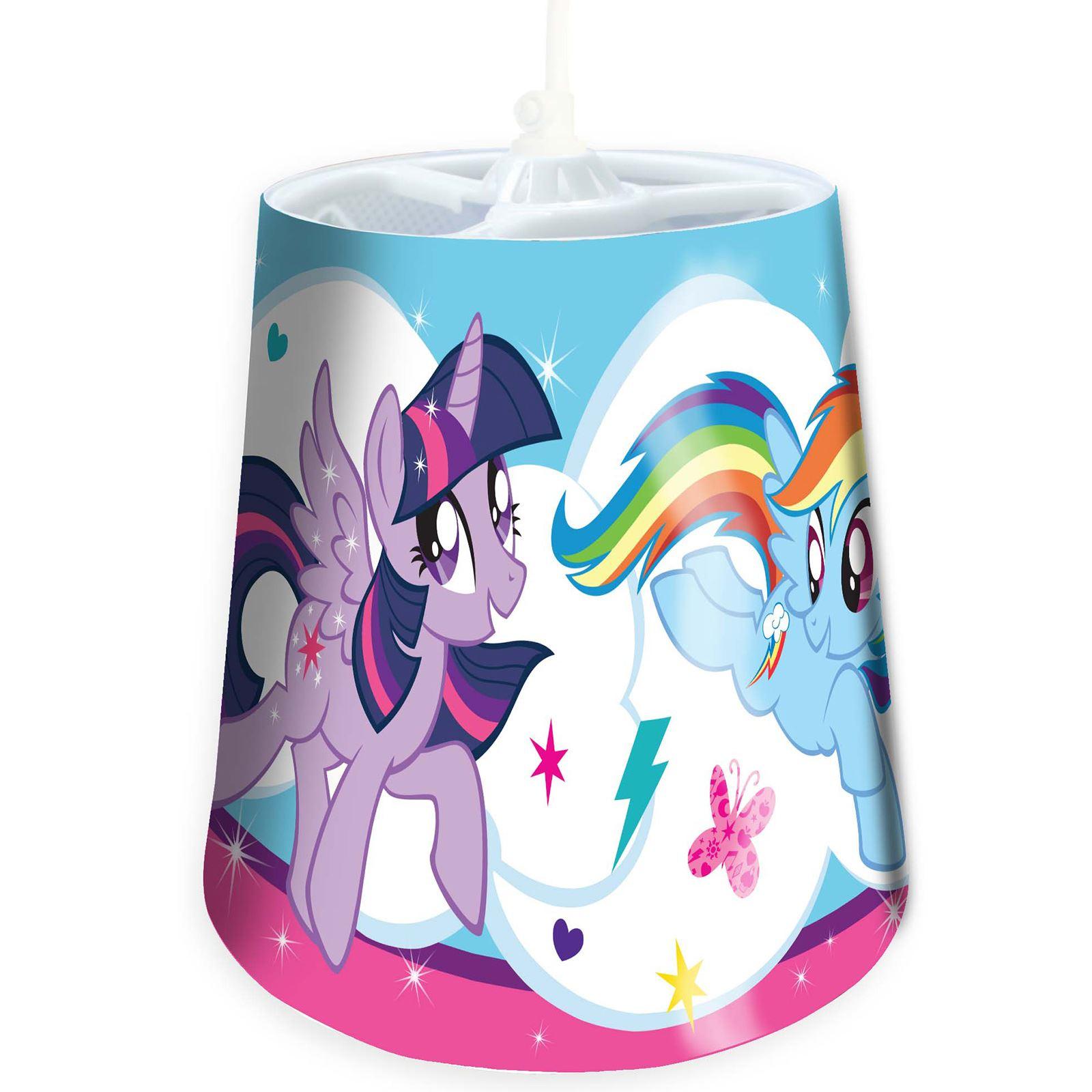 My Little Pony Tapered Light Lamp Shade New Girls Bedroom