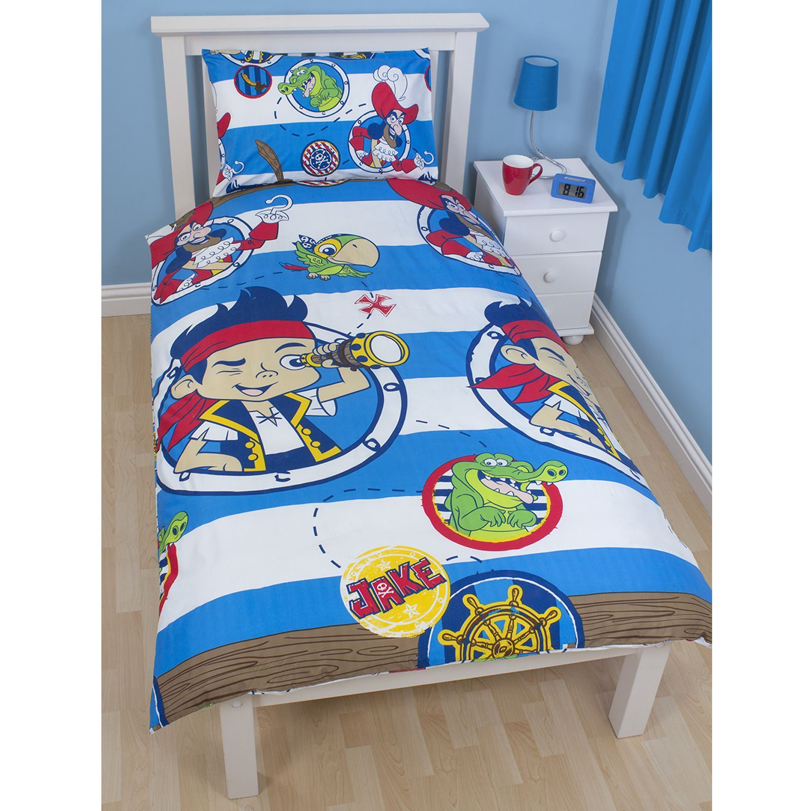 official kids disney character single duvet covers. Black Bedroom Furniture Sets. Home Design Ideas