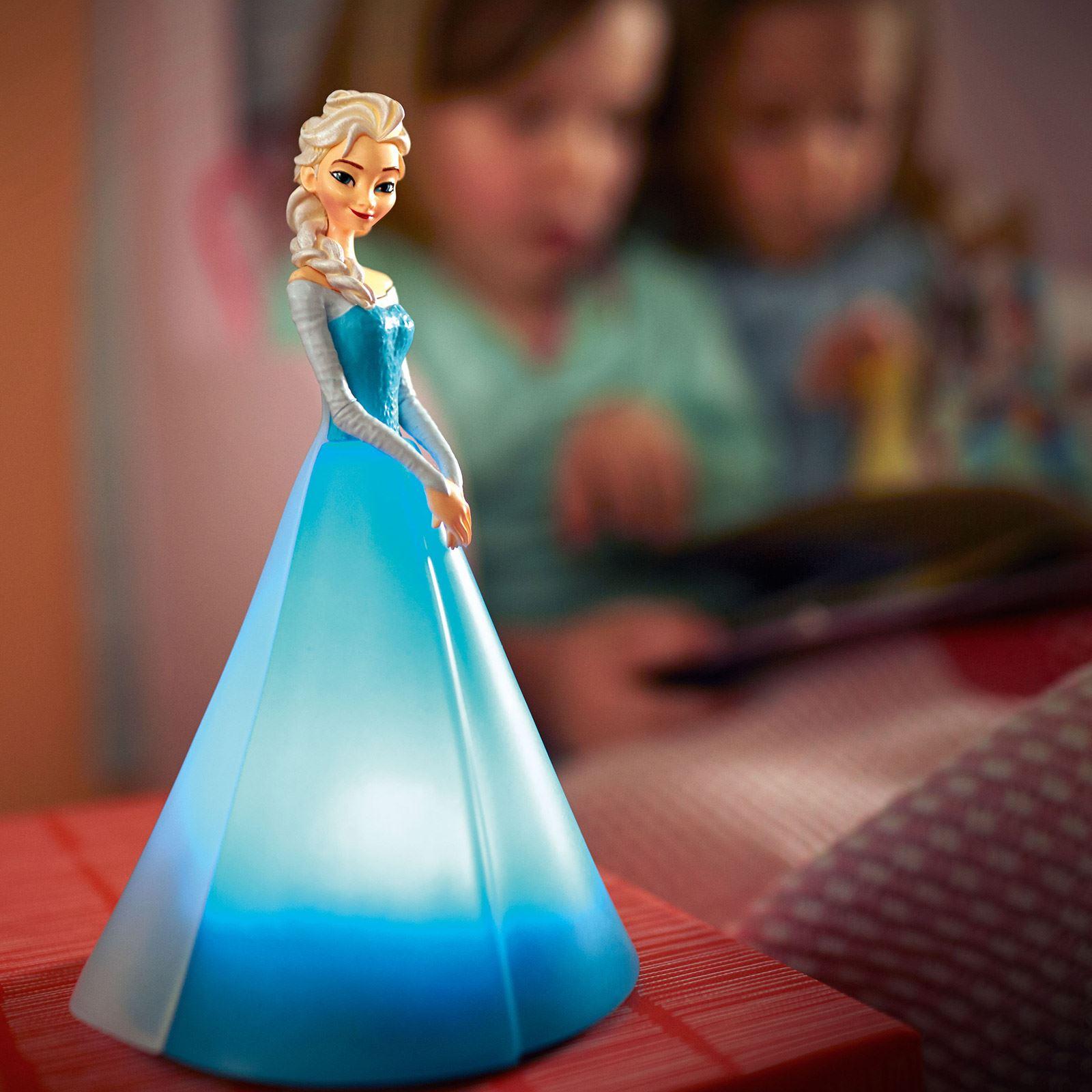 Disney eisk nigin elsa geformt tisch nachtlicht - Eiskonigin zimmer ...
