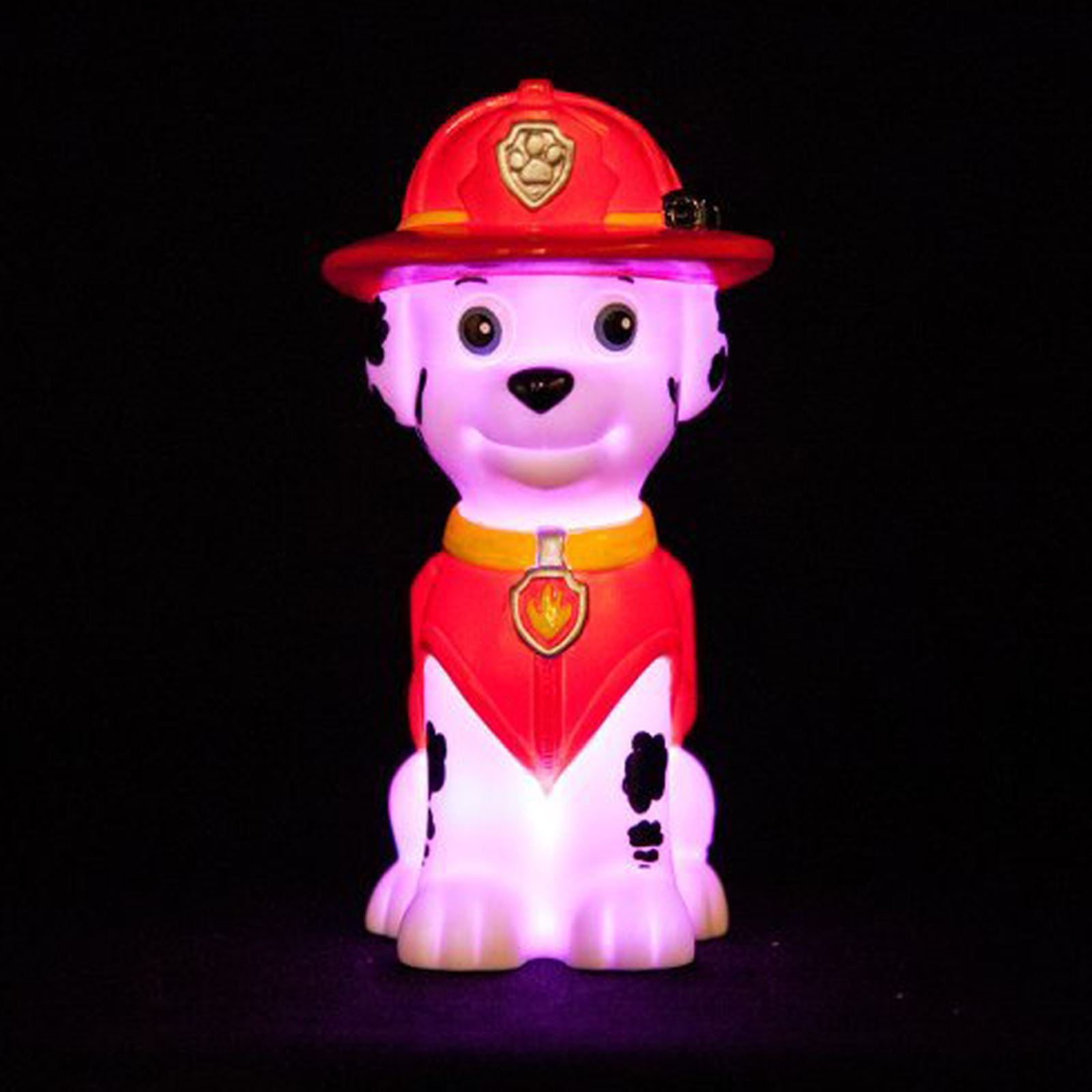 Paw Patrol Marshall The Dog Led Illumi Mate Night Light