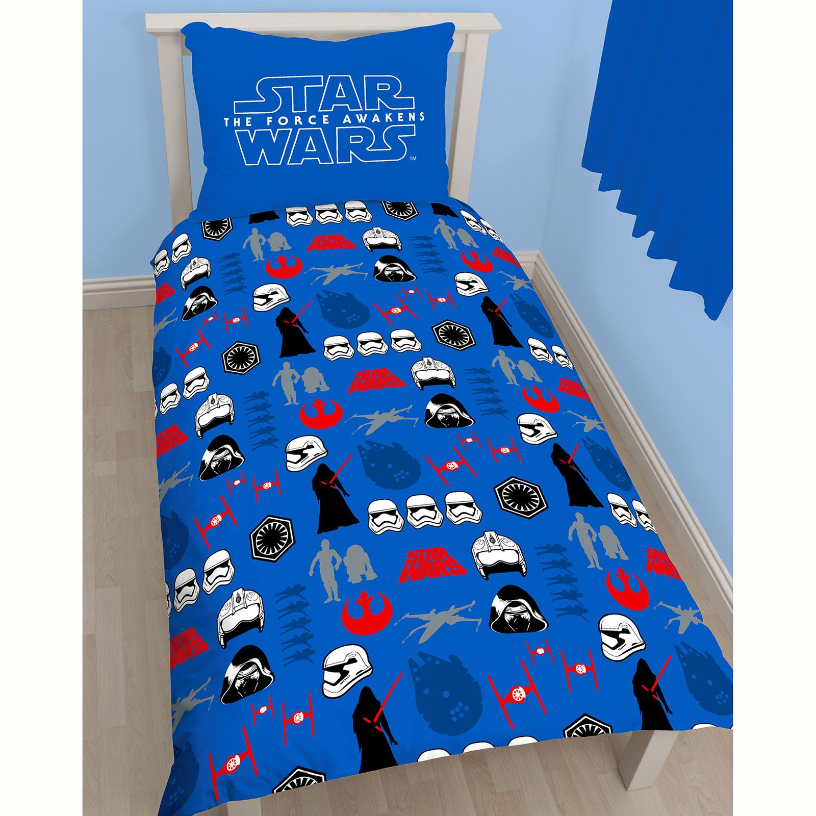 Star Wars Duvet Covers Bedding Bedroom New And Official Ebay
