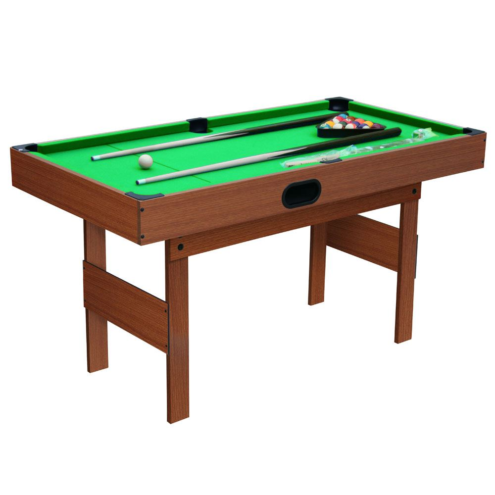 Kids games tables football and pool tables play sets for Convert indoor pool table to outdoor