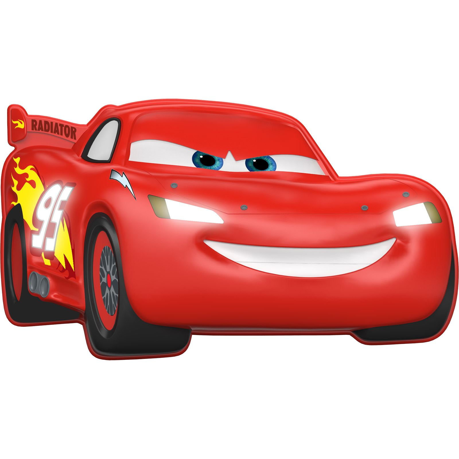Disney cars kinderzimmer zubeh?r  DISNEY CARS LIGHTNING MCQUEEN 3D