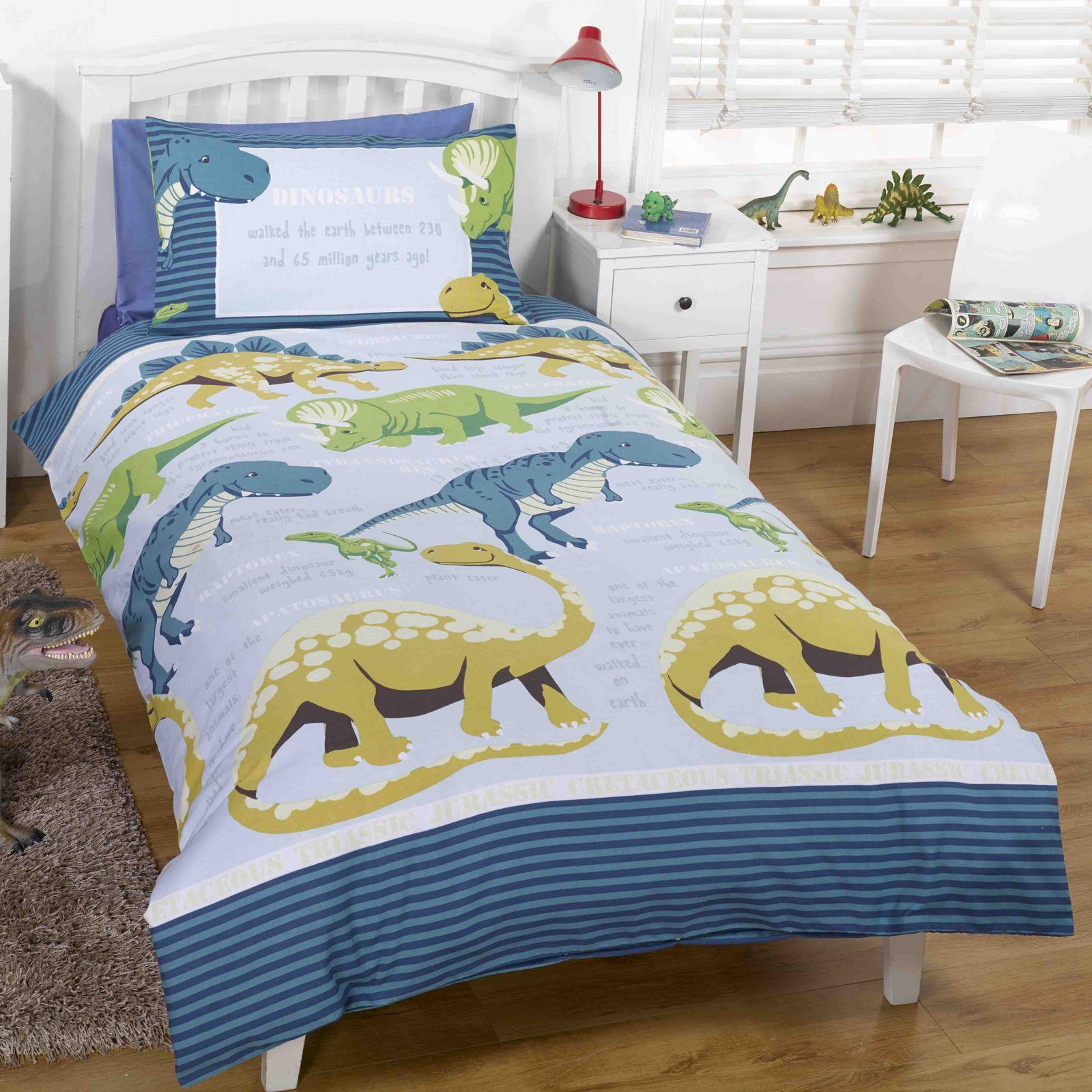 Dinosaur Bedding For Boys For Pinterest