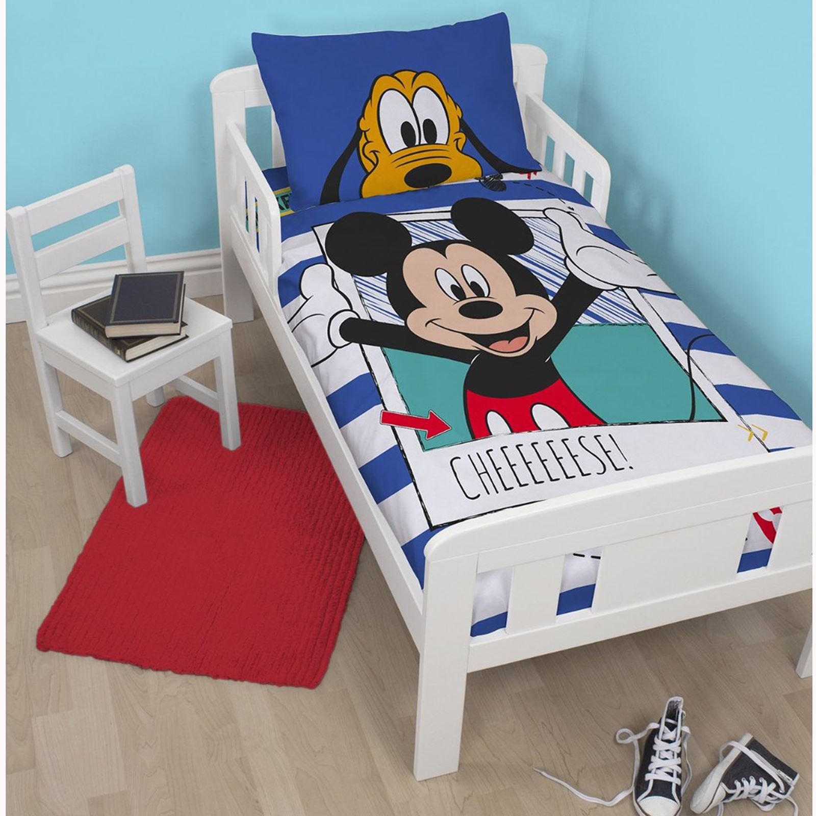 CHARACTER Amp DISNEY JUNIOR DUVET COVER PILLOWCASE