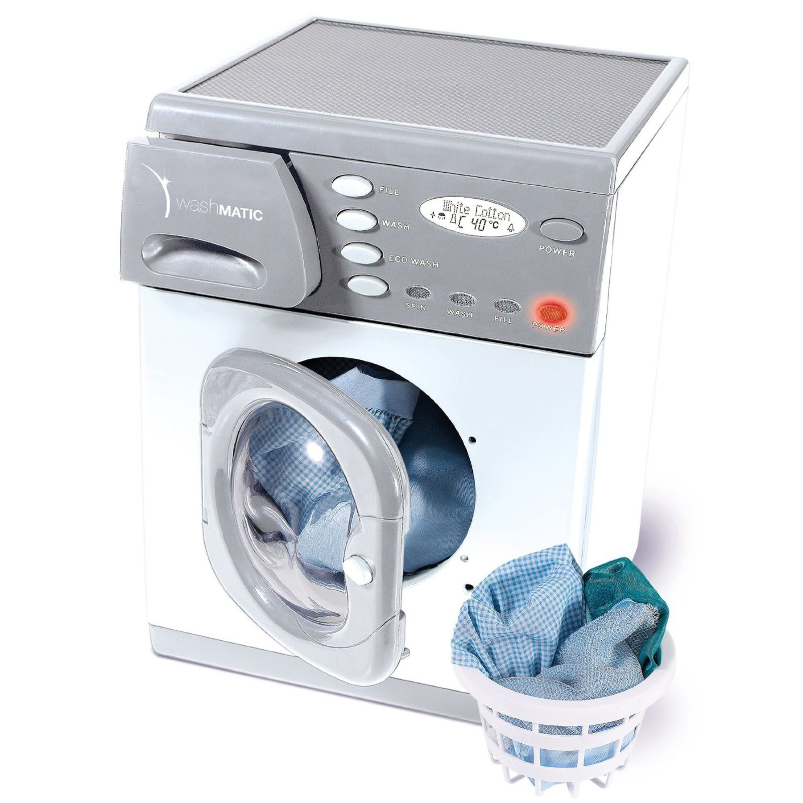washing machine toys