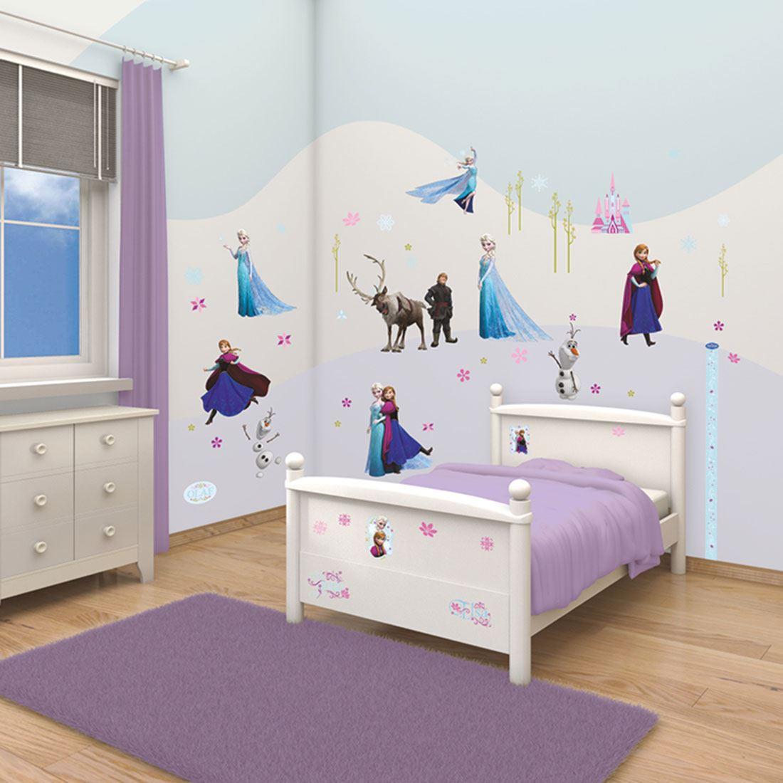 WALLTASTIC WALL STICKER SETS KIDS BEDROOM CHOOSE FROM