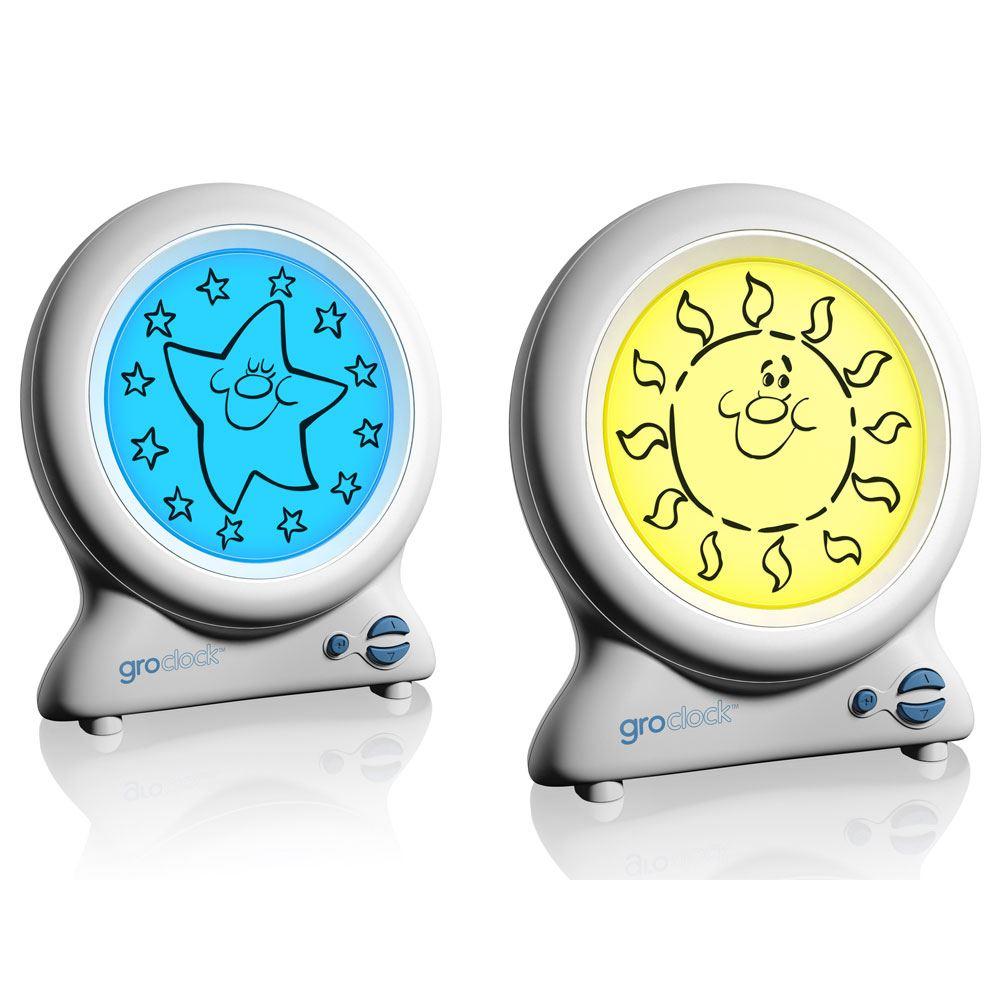 How to control lighting with curtains for boys bedroom kids bedroom - The Gro Company Gro Clock Kids Bedroom Alarm Sleep