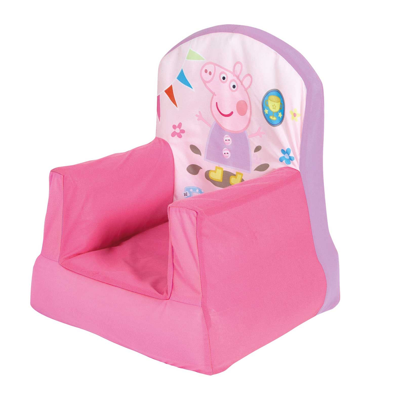 Peppa Pig Cosy Chair New Official Kids Bedroom Furniture