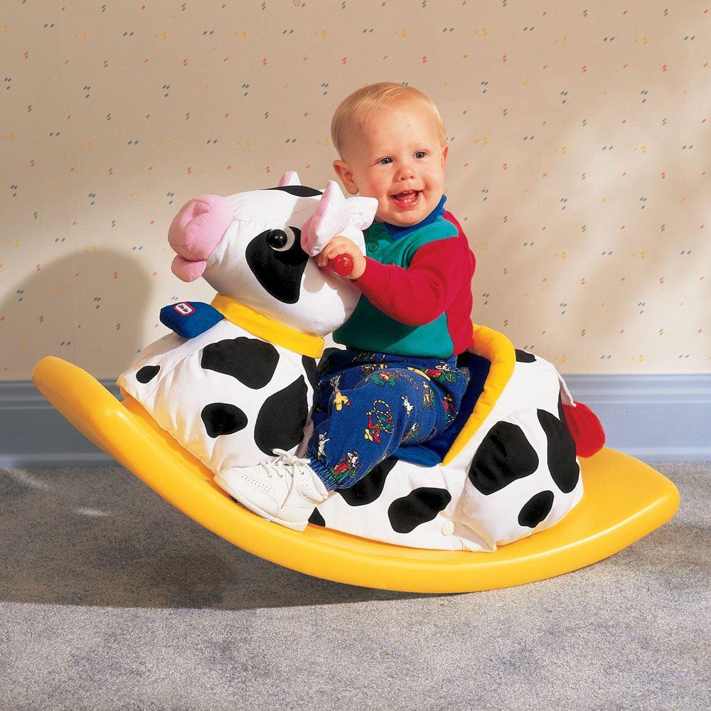 SOFT ROCKING COW NEW LITTLE TIKES RIDE ON BABY TODDLER TOY  eBay -> Kuchnie Dla Dzieci Little Tikes