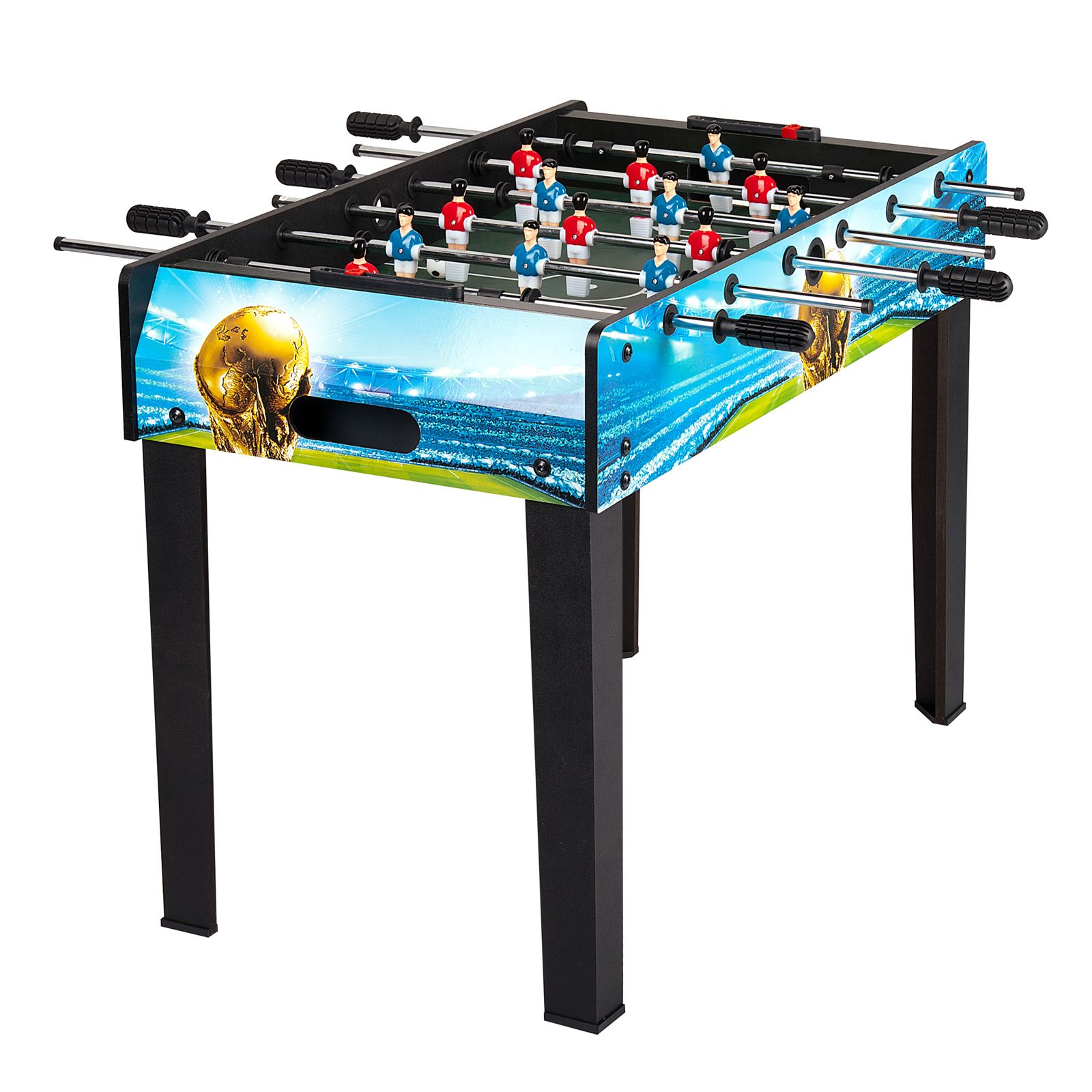 Kids games tables football and pool tables play sets for Table 6 games