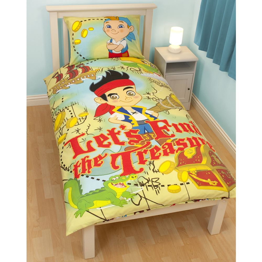 . Jake And The Neverland Pirates Bedroom