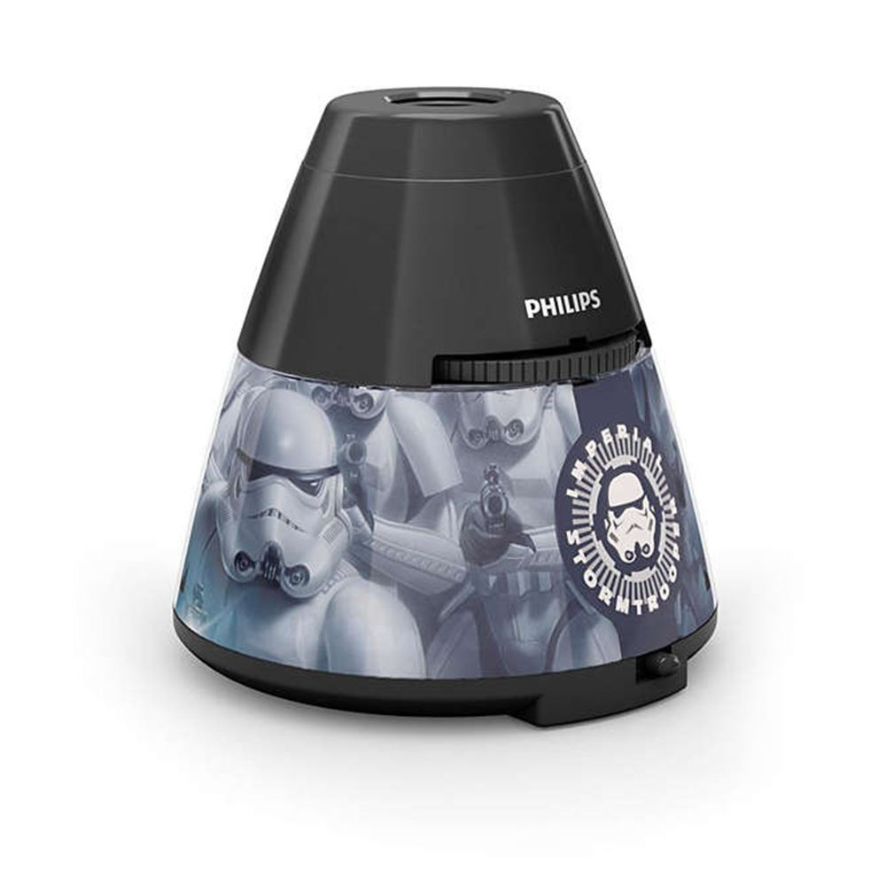 Philips Star Wars Led Night Light And Projector Kids