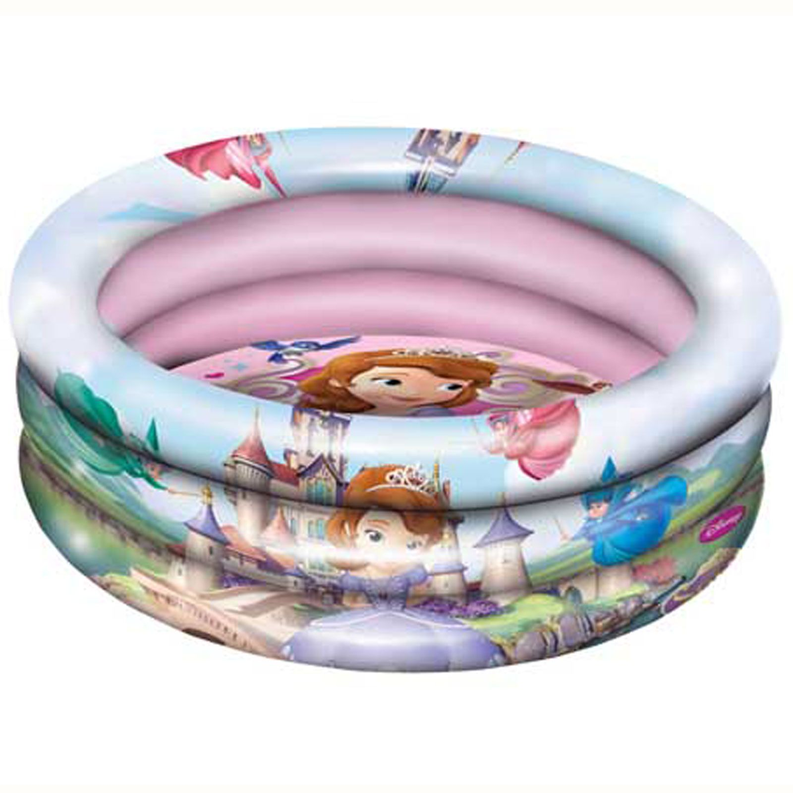 Sofia The First Paddling Pool Amp Ball Pit Disney Princess