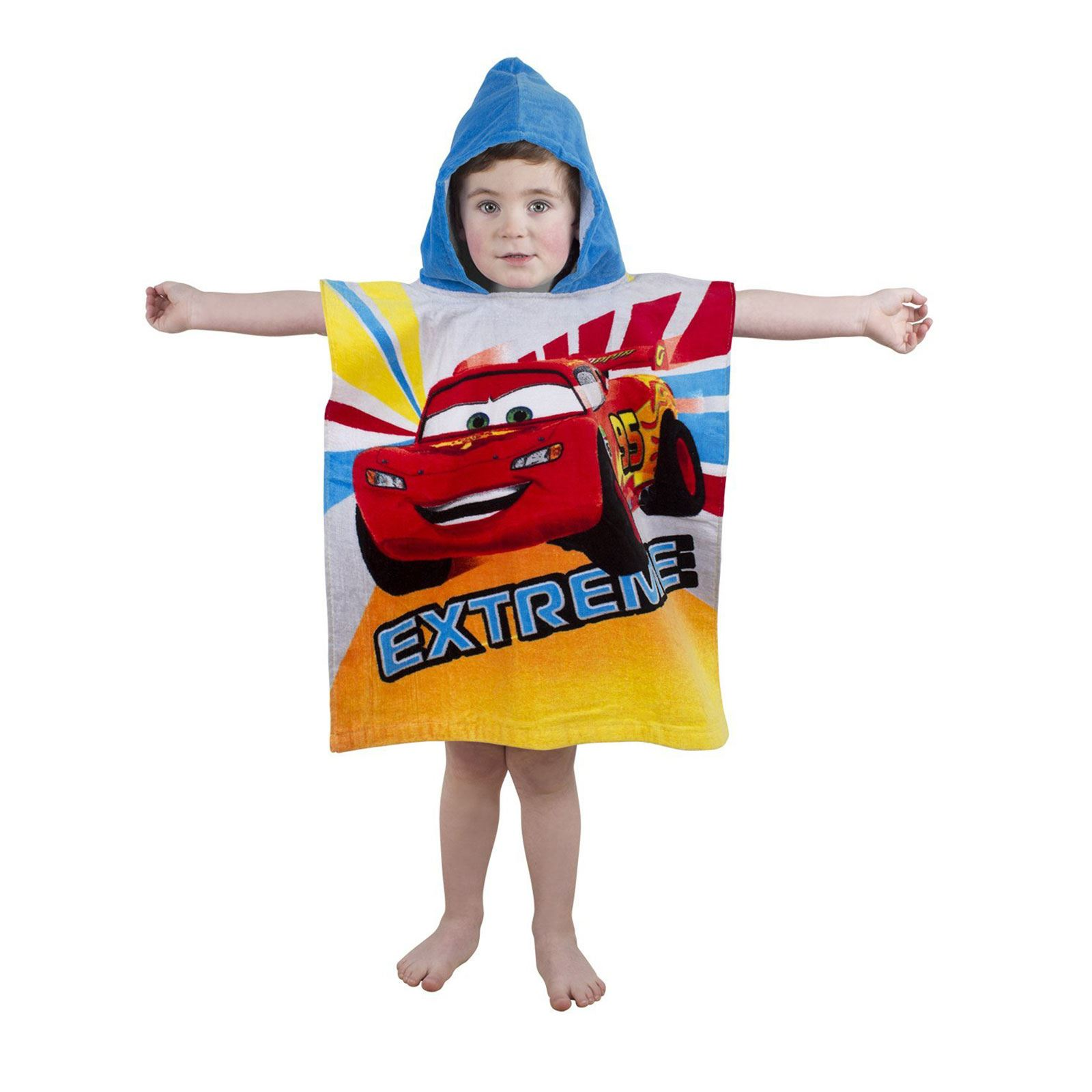 Poncho Baño Infantil:Hooded Poncho Towel