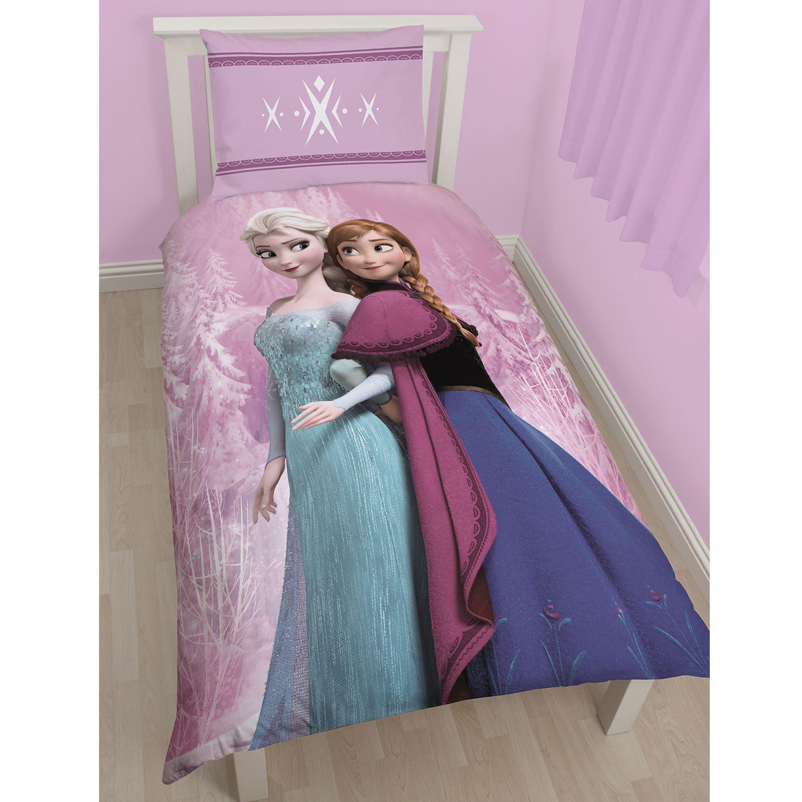 disney frozen stepp bettdecke abdeckungen bettw sche anna. Black Bedroom Furniture Sets. Home Design Ideas