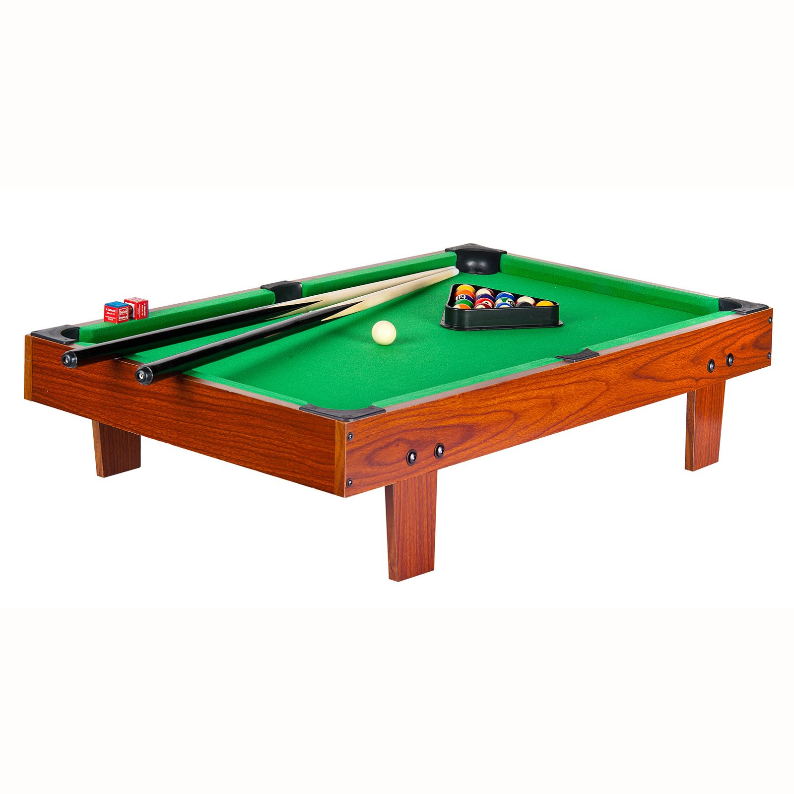 Portable pool snooker table new fun games ebay for Table 6 games