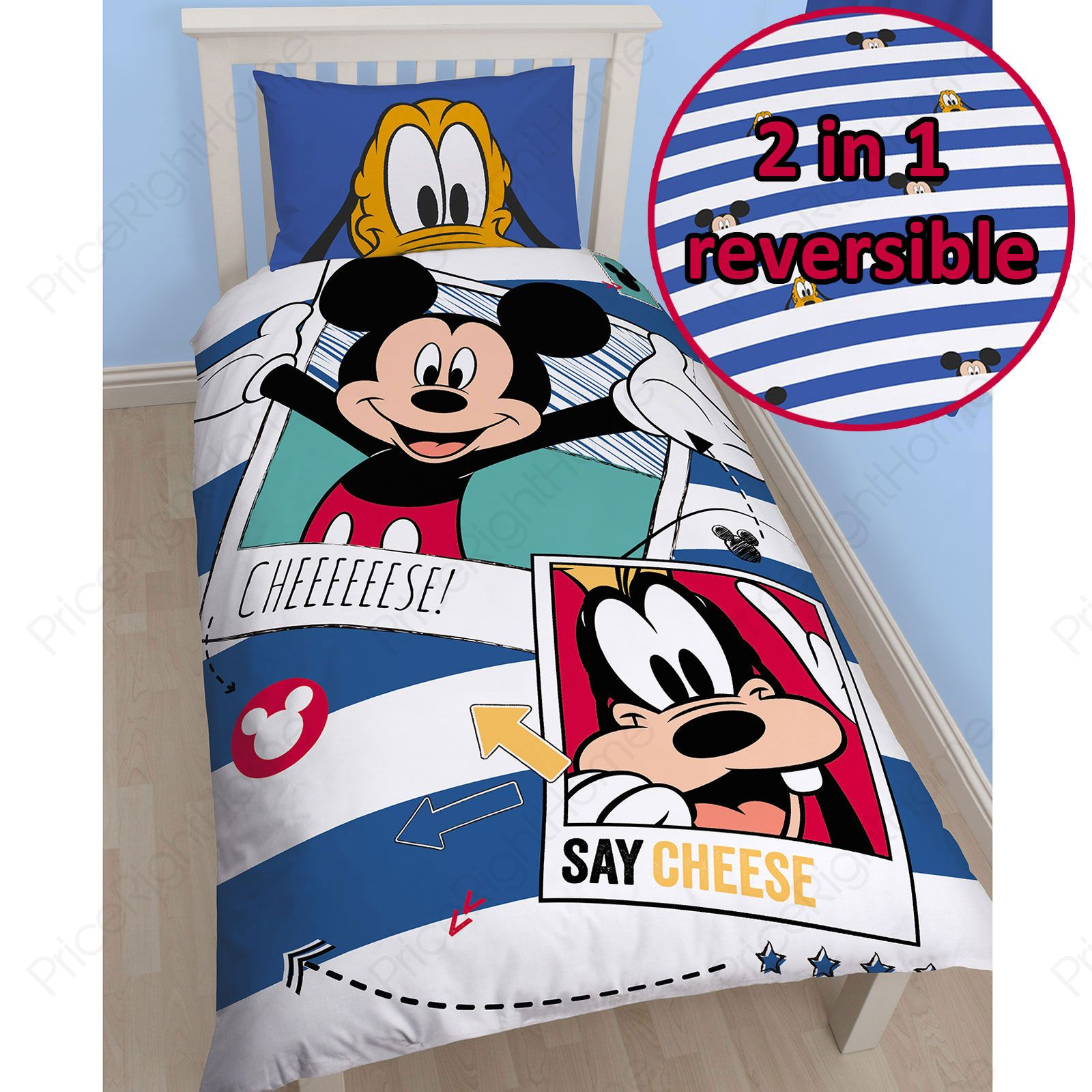 Mickey Mouse Bedroom Curtains Mickey Mouse Duvet Cover Sets Available In Twin Amp Double Various