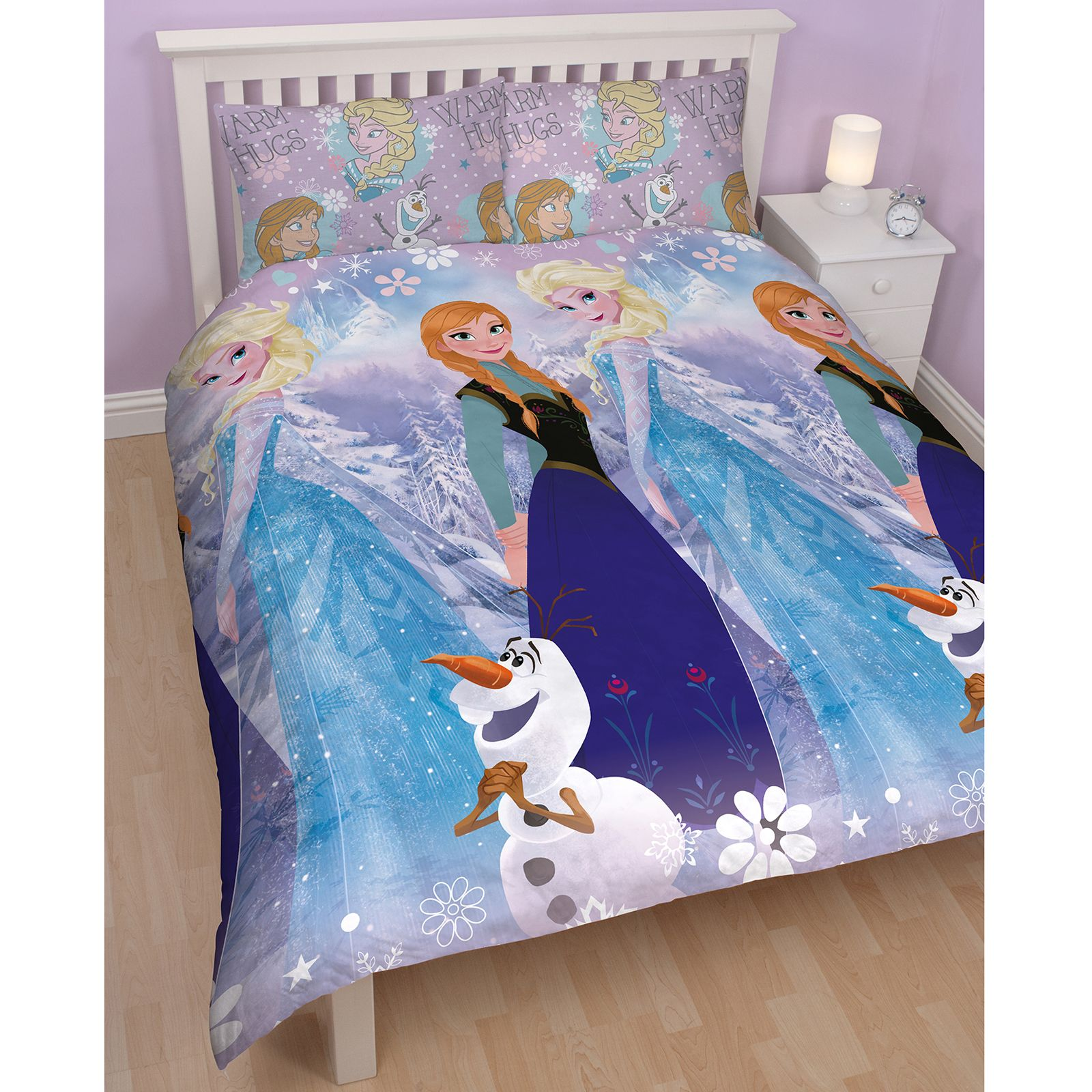 Frozen Duvet Set For Cot Bed