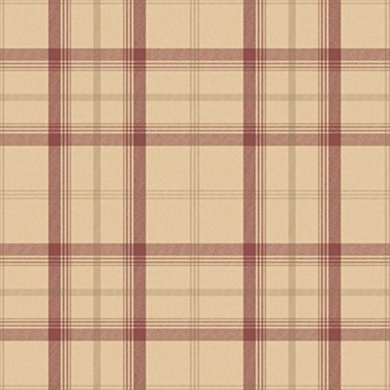 tartan wallpaper plaid checked designs red gold. Black Bedroom Furniture Sets. Home Design Ideas