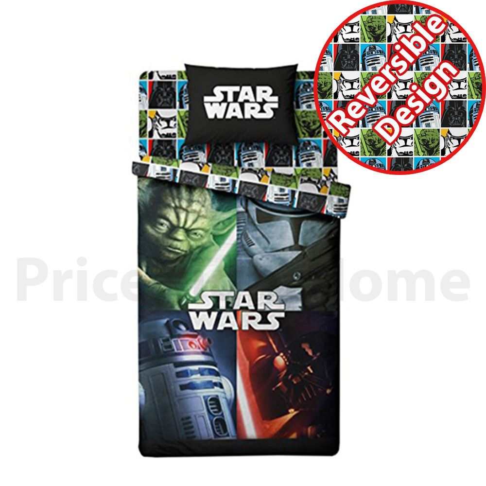 Star Wars Episode Vii The Force Awakens Duvet Quilt Covers