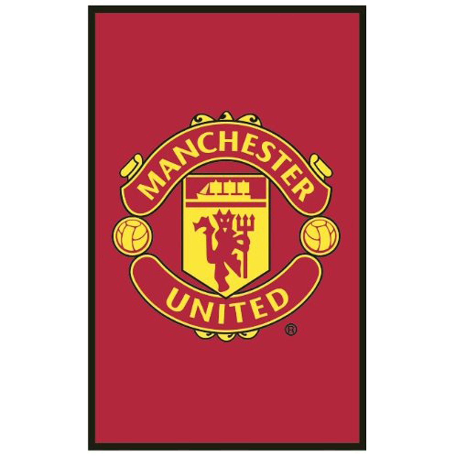 Manchester United Floor Rug New Official Man UTD | eBay