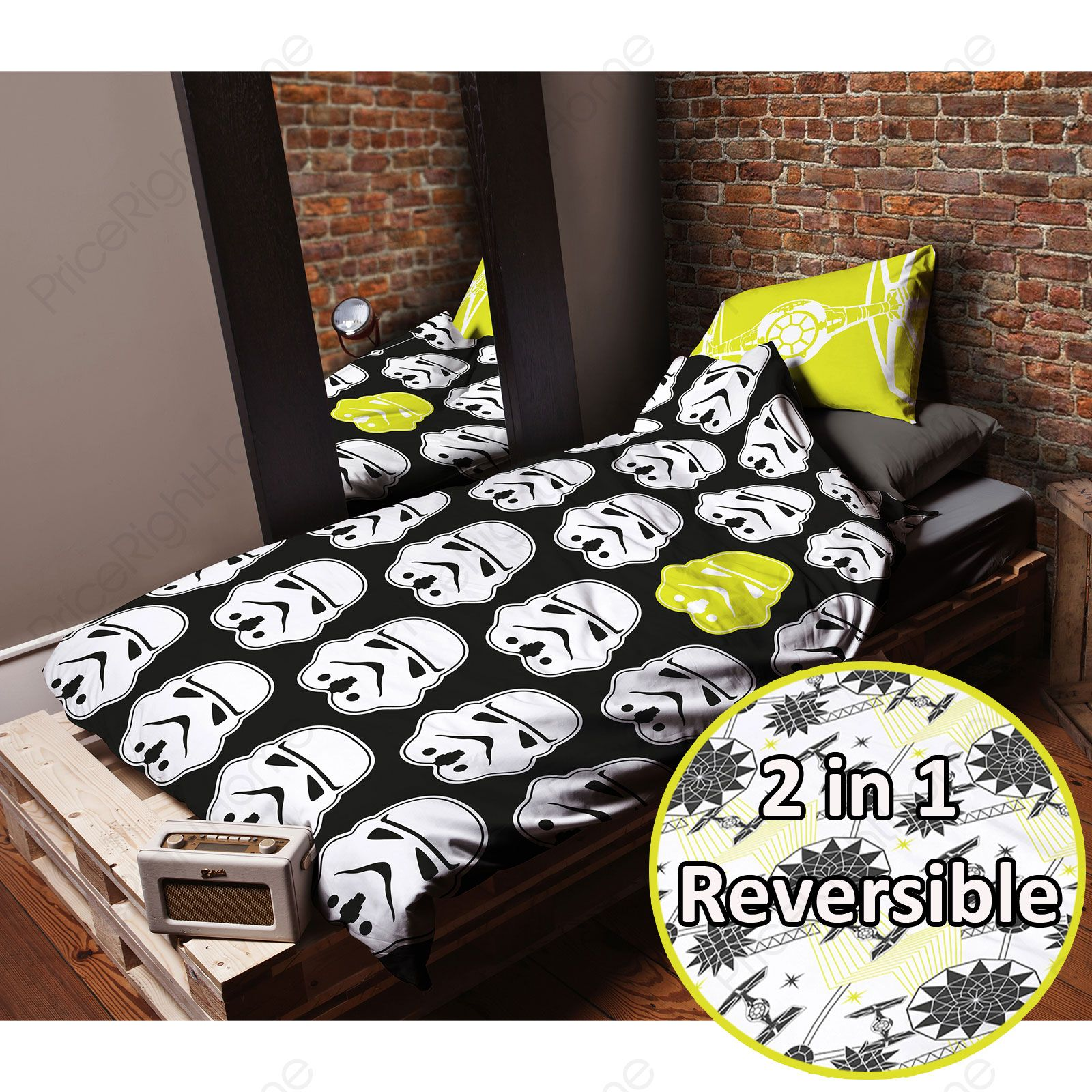 Star wars duvet covers bedding single double sizes - Housse de couette star wars 2 personnes ...