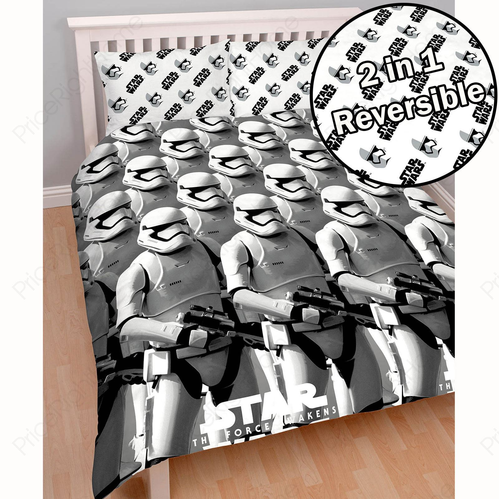 Star wars duvet covers bedding bedroom new and official ebay for Drap housse 200x200