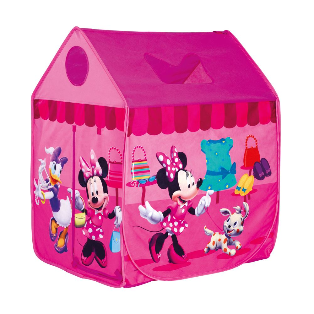 childrens disney and character pop up play tent wendy. Black Bedroom Furniture Sets. Home Design Ideas