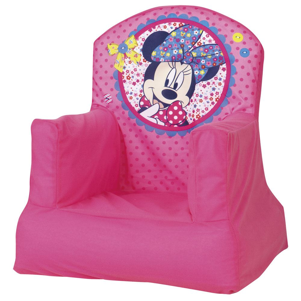 Officiel Disney AND Character Enfants Cosy Chaises Gonflable