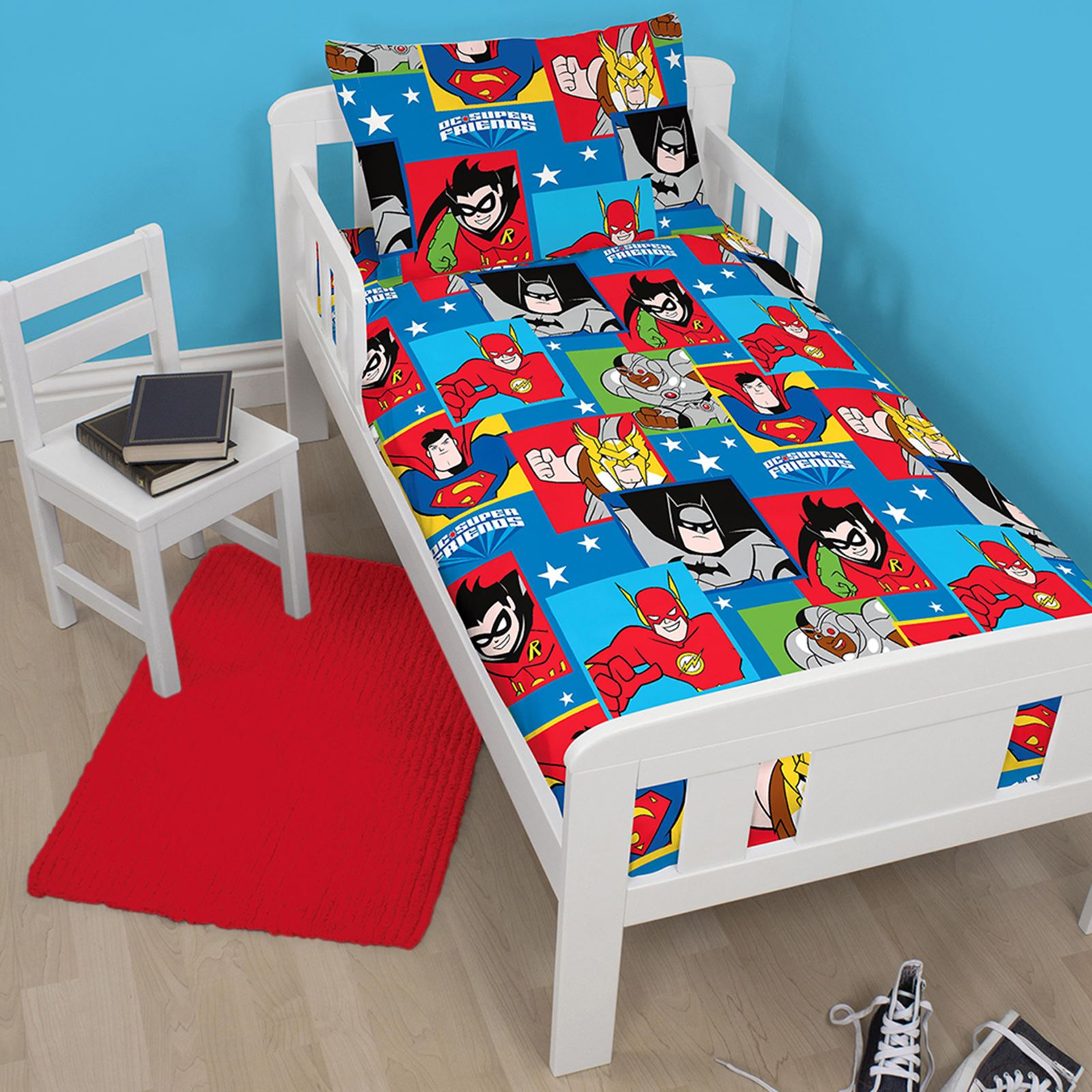 Cot Bed Duvet Cover Asda