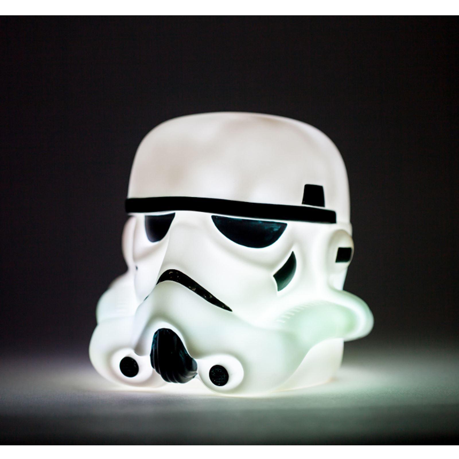 star wars stormtrooper 3d lampe leuchte mit farbwechsel movie diamonds. Black Bedroom Furniture Sets. Home Design Ideas