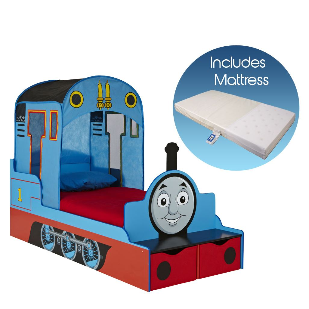 Character Toddler Beds
