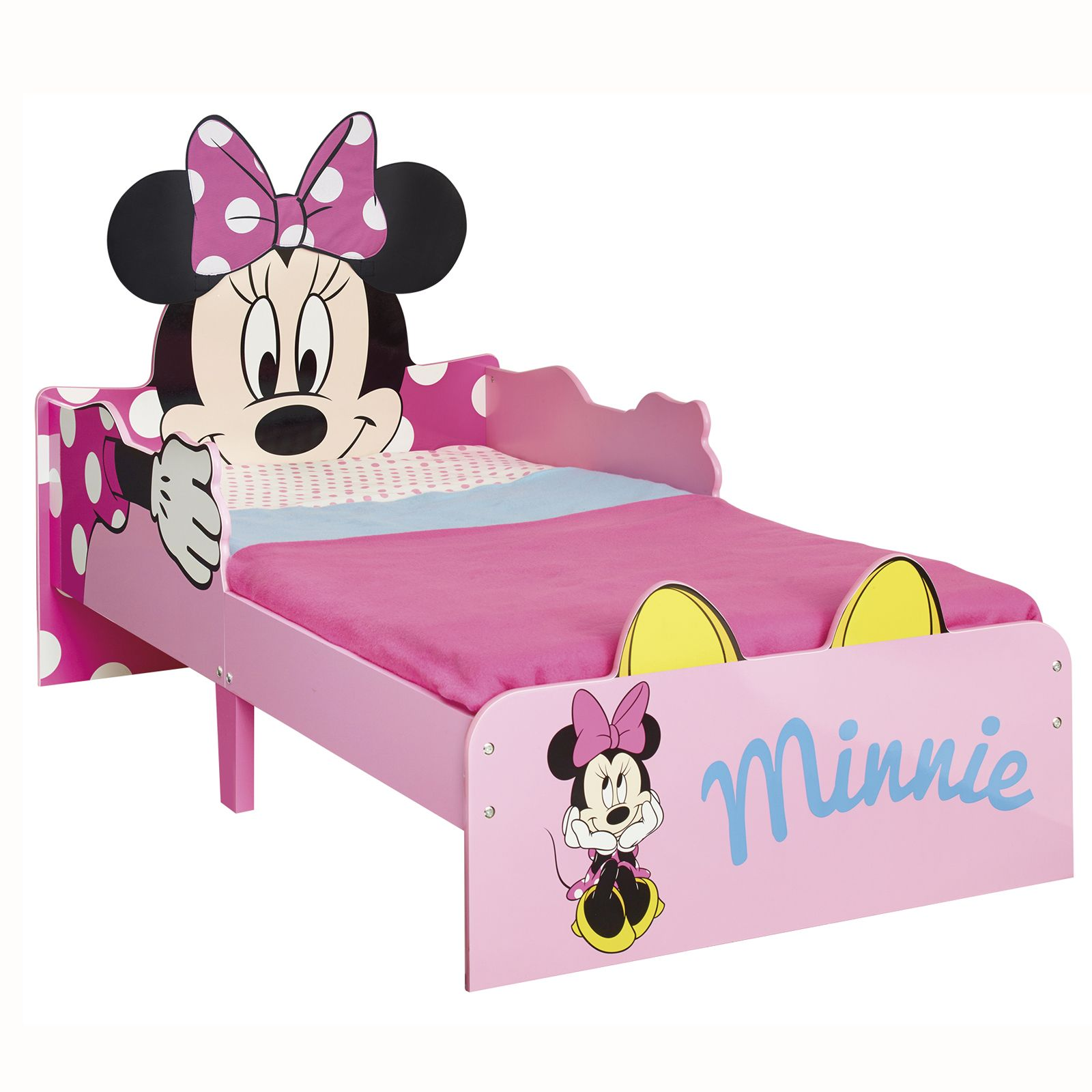Character SnuggleTime Junior Toddler Beds – Three Mattress Option ...