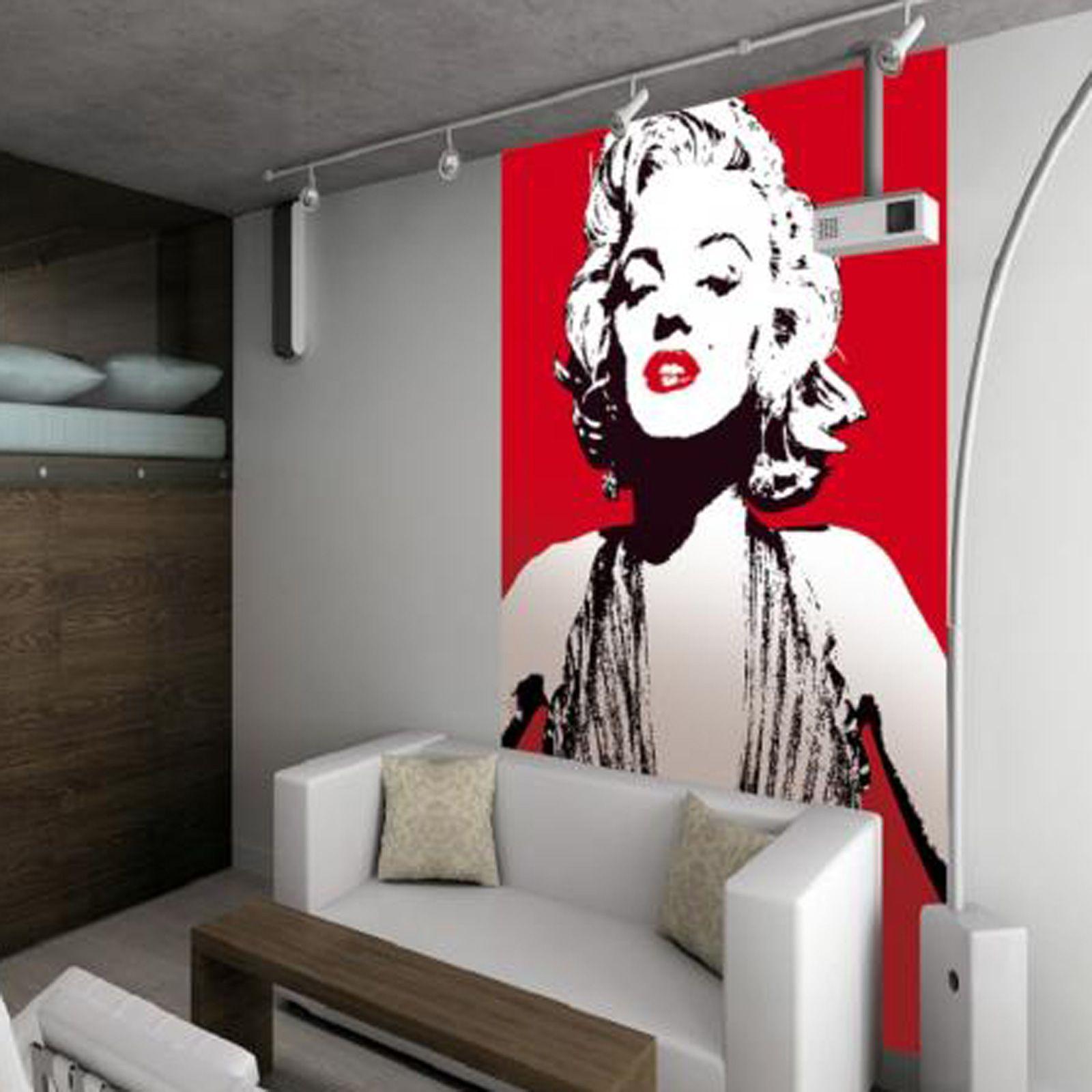 marilyn monroe room wallpaper - photo #23