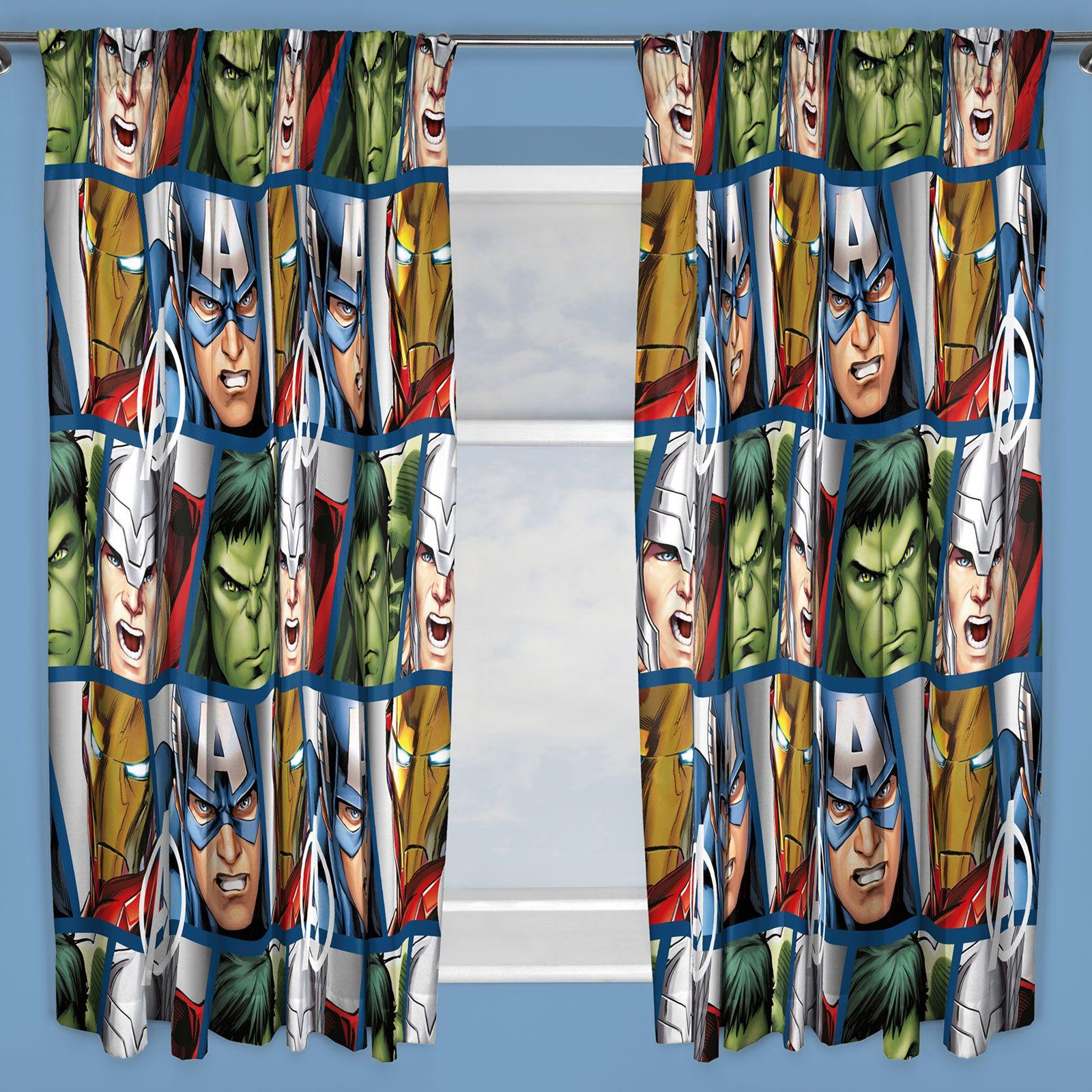 Marvel avengers shield double housse de couette assortis - Housse de couette avengers ...