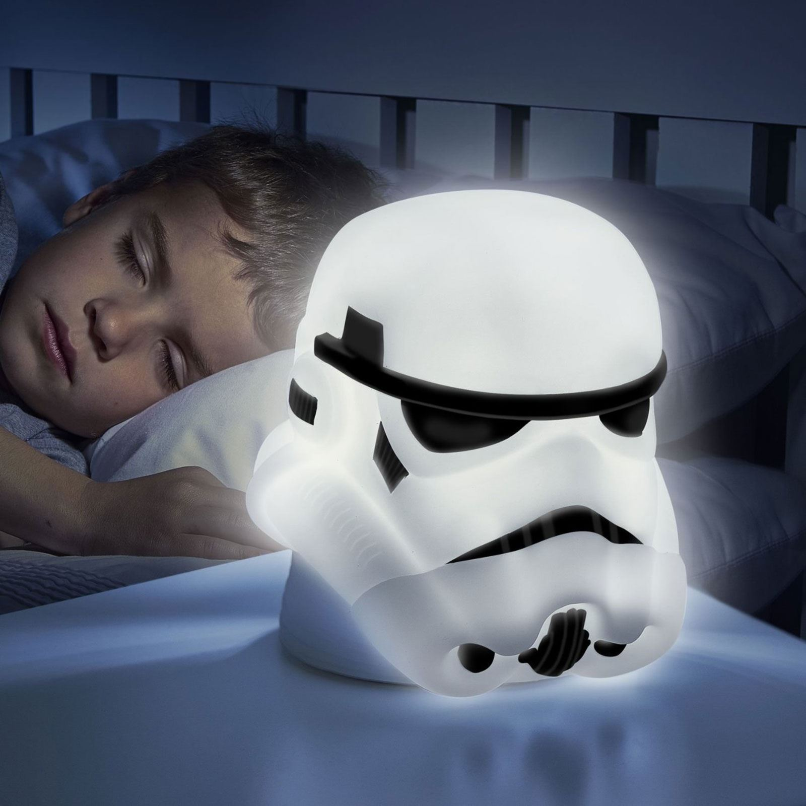 Star wars bedroom lighting night light ceiling shade torch for Bedroom night light