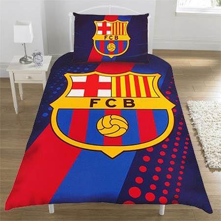 barcelona bedding and bedroom accessories boys football new barcelona bedroom