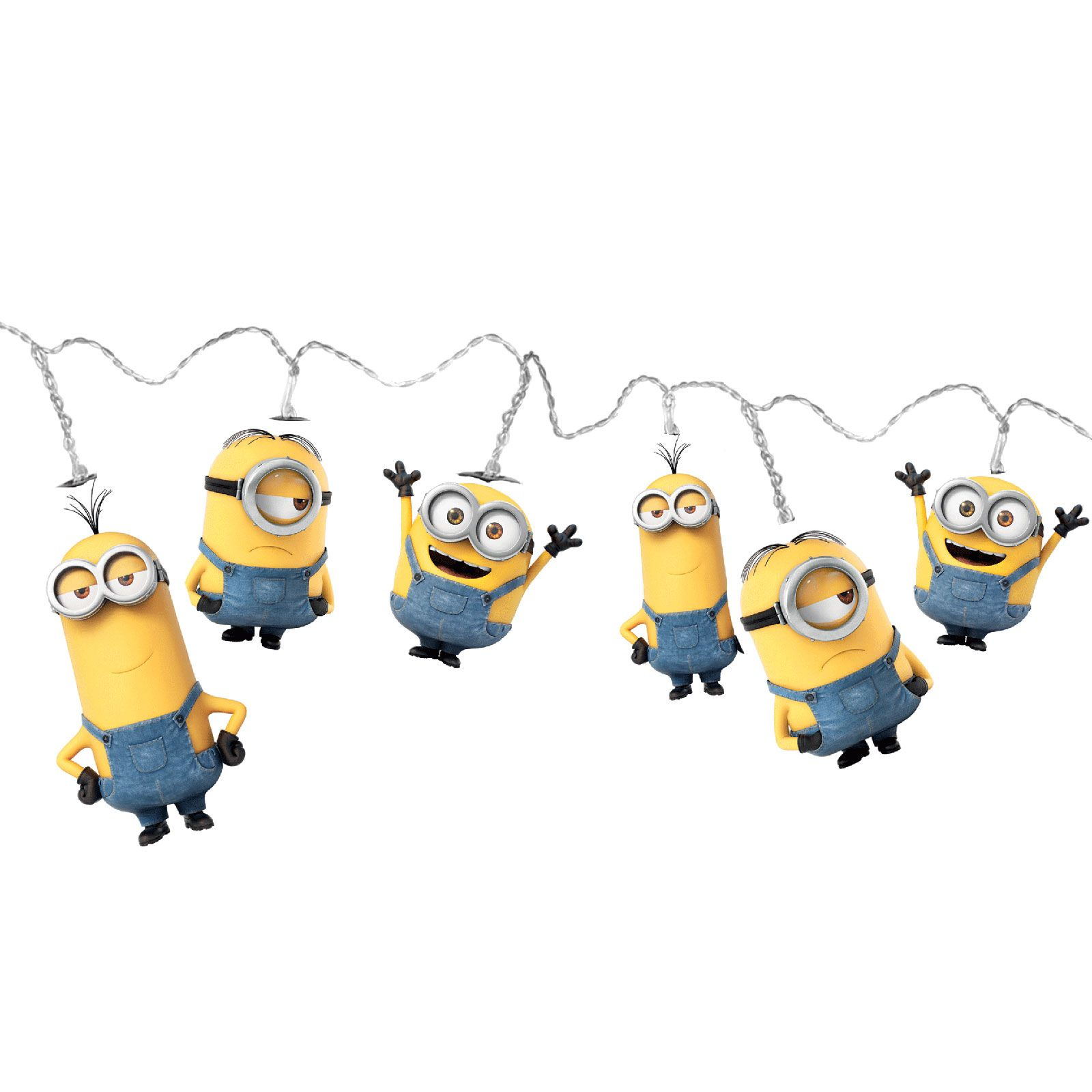 String Lights Minions Star Wars Despicable Me Minions Kids