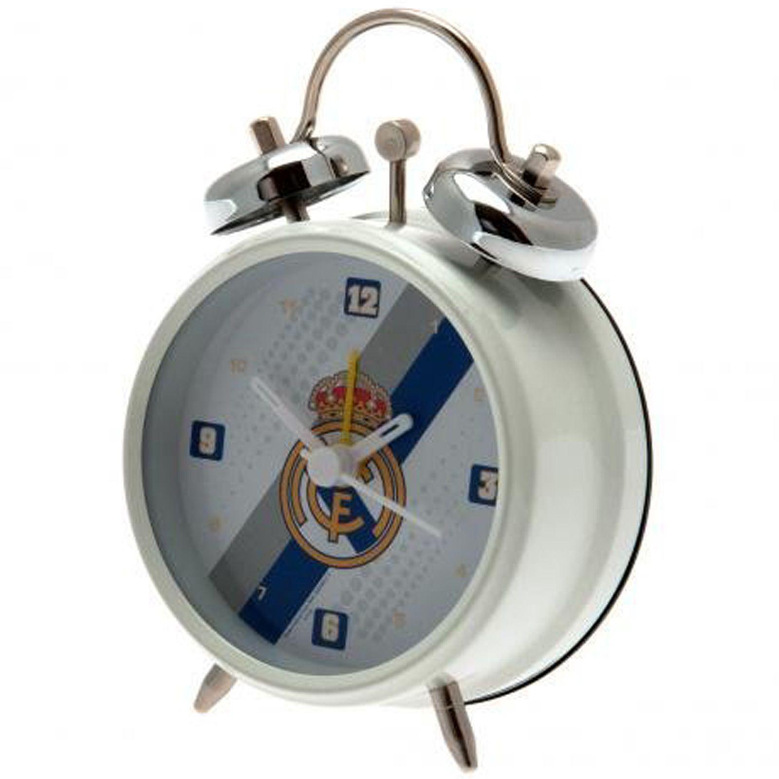 Accessoires de chambre football aux couleurs du real madrid - Accessoire de chambre ...