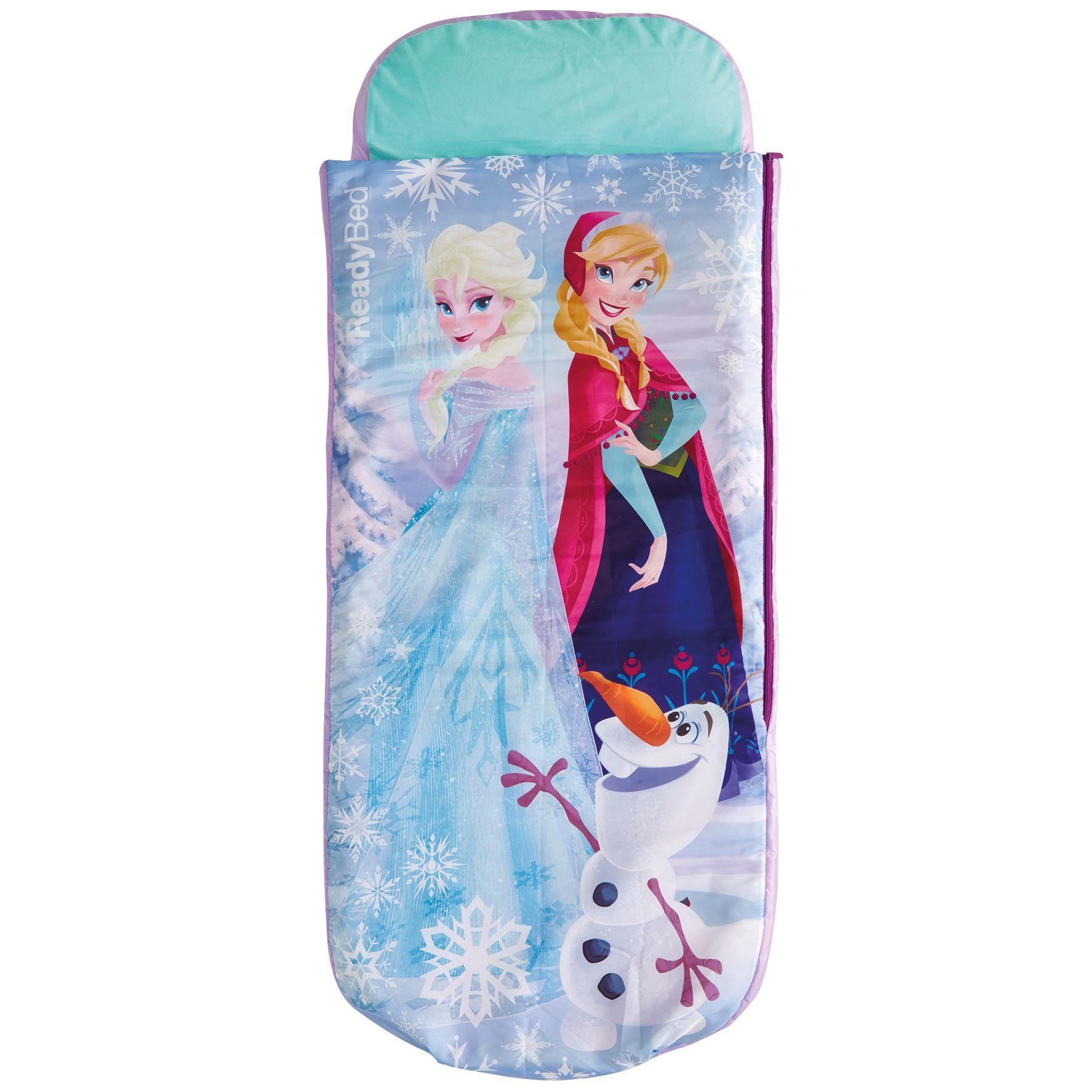 Disney frozen per bambini ready letto soluzione pigiama - Sacco letto per bambini ...