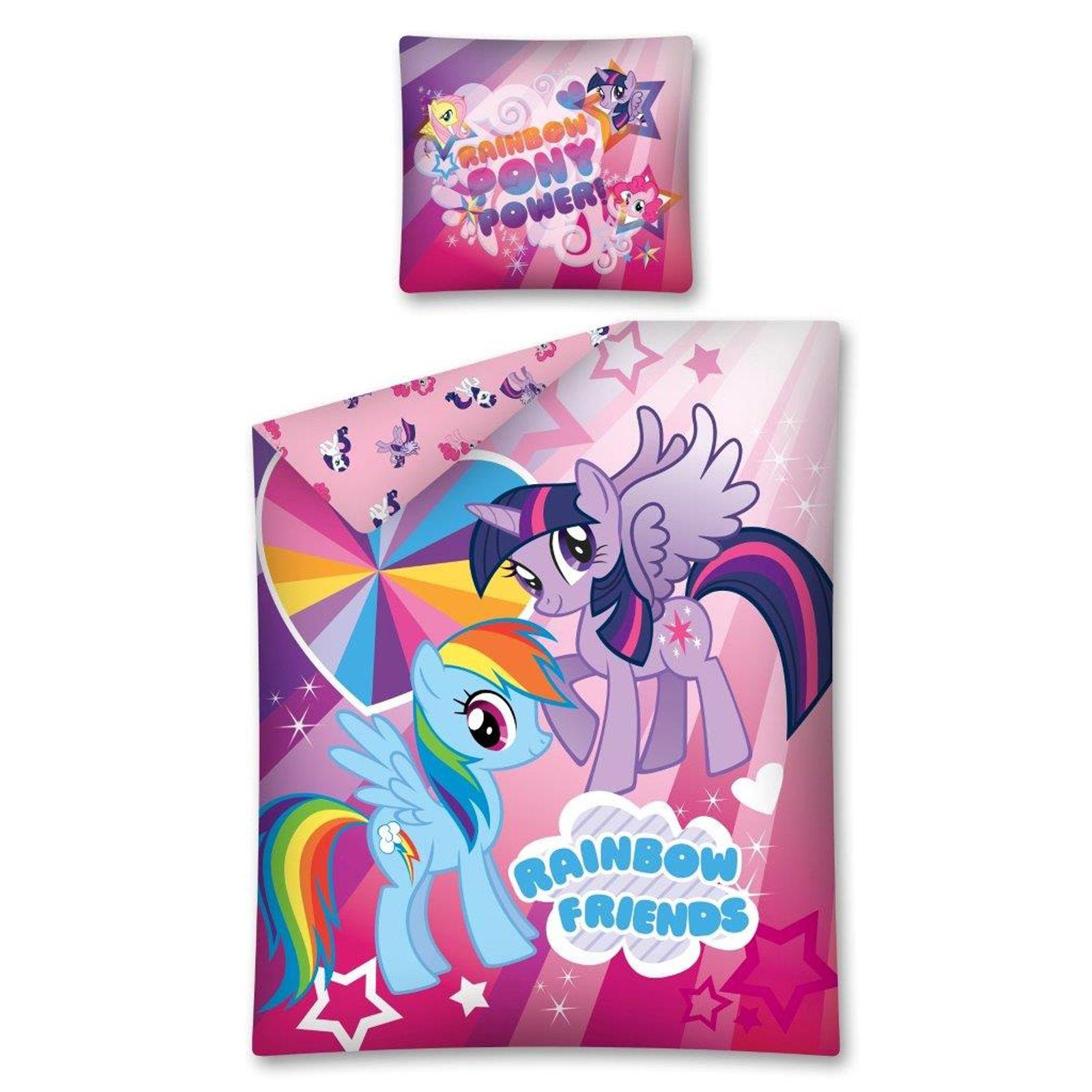 my little pony single duvet cover sets girls bedroom bedding various